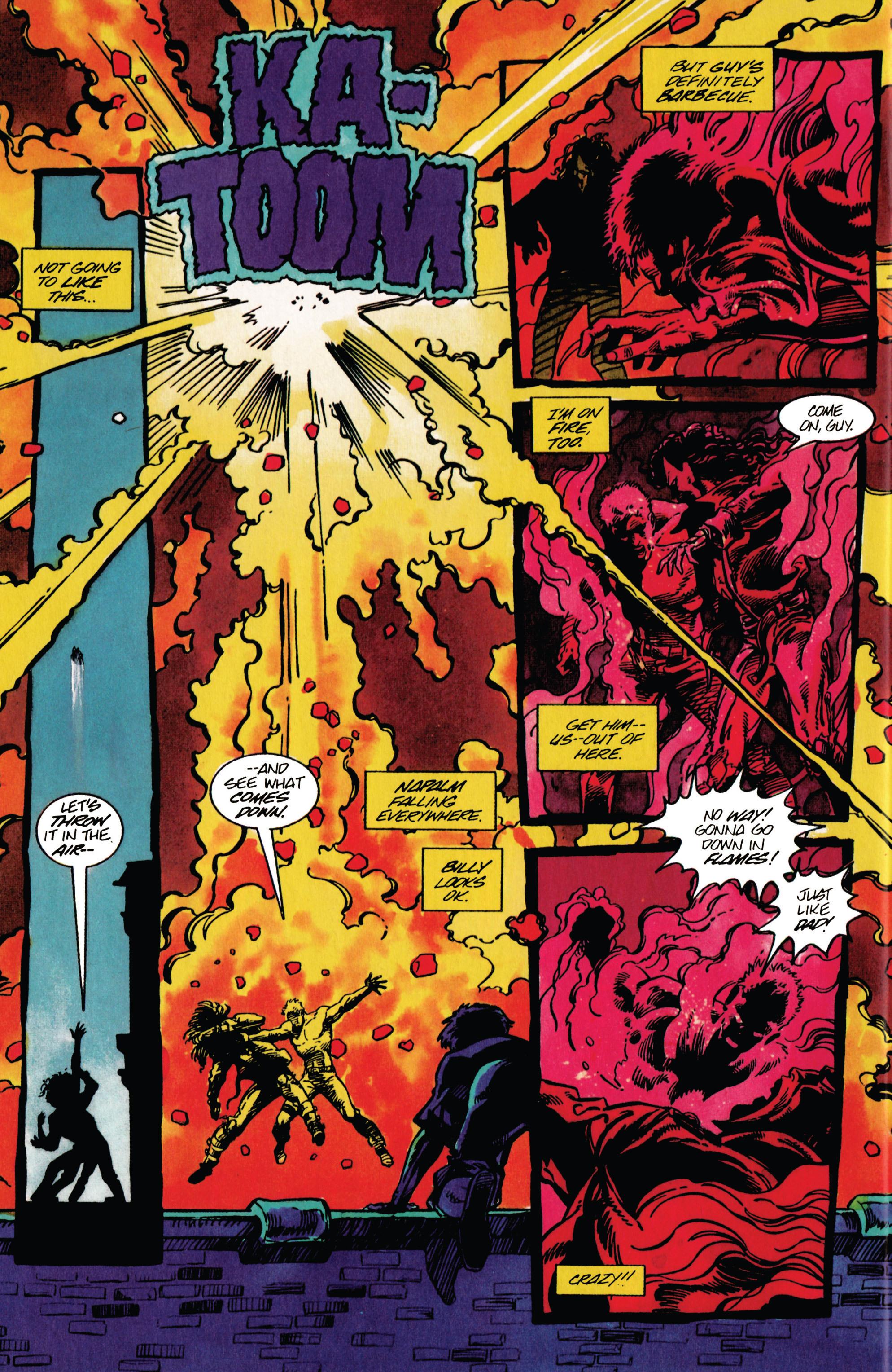Read online Shadowman (1992) comic -  Issue #30 - 20