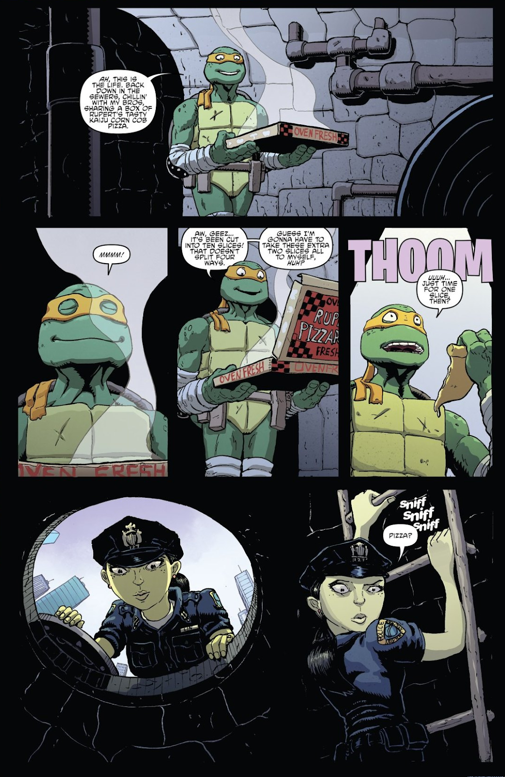 Read online Teenage Mutant Ninja Turtles: The IDW Collection comic -  Issue # TPB 8 (Part 3) - 71