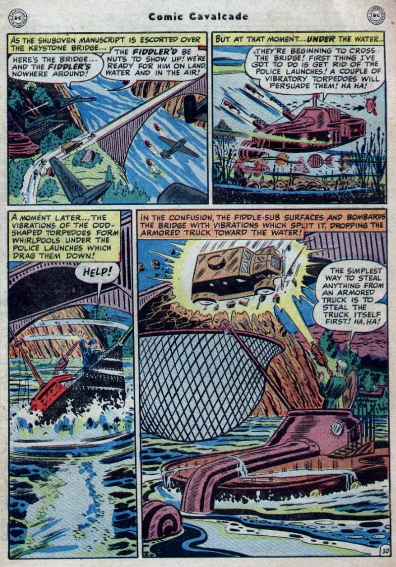 Comic Cavalcade issue 28 - Page 71