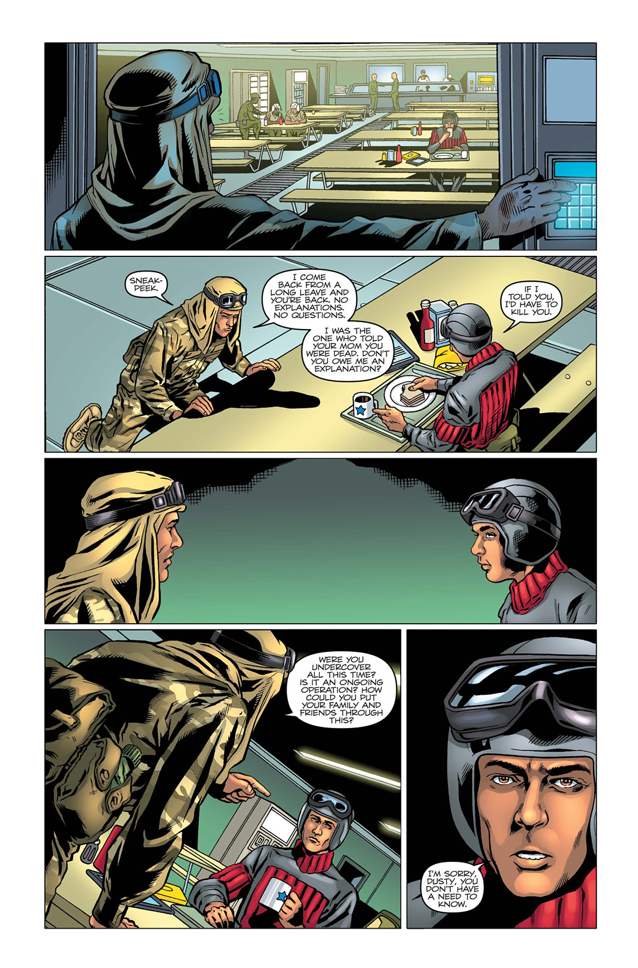 G.I. Joe: A Real American Hero 168 Page 10