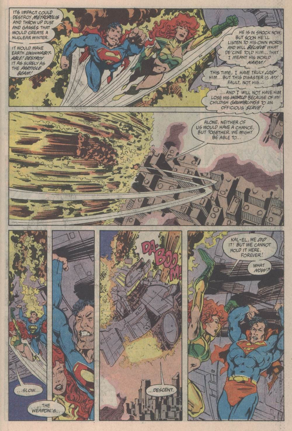 Read online Adventures of Superman (1987) comic -  Issue #Adventures of Superman (1987) _Annual 3 - 53