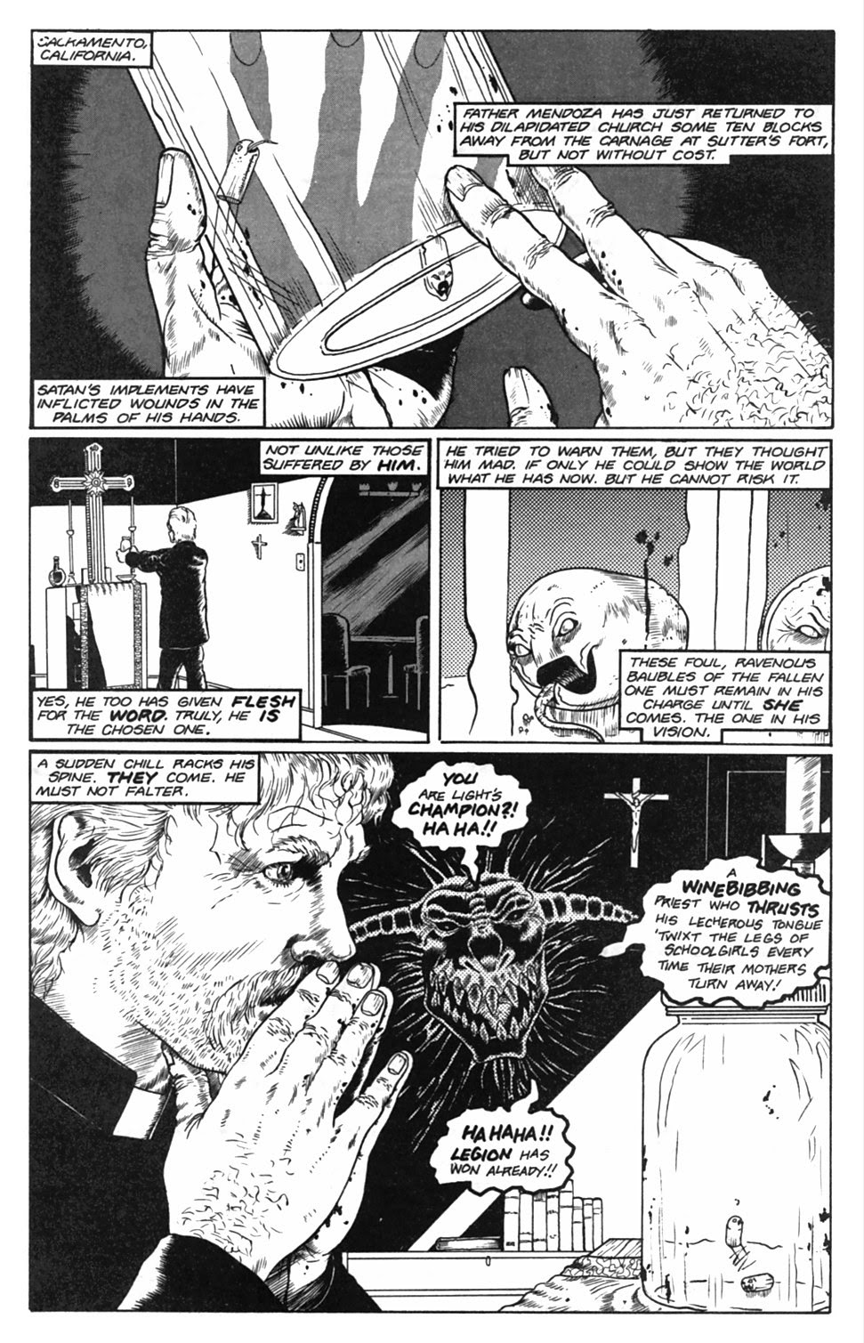 Read online Gunfighters in Hell comic -  Issue #2 - 5