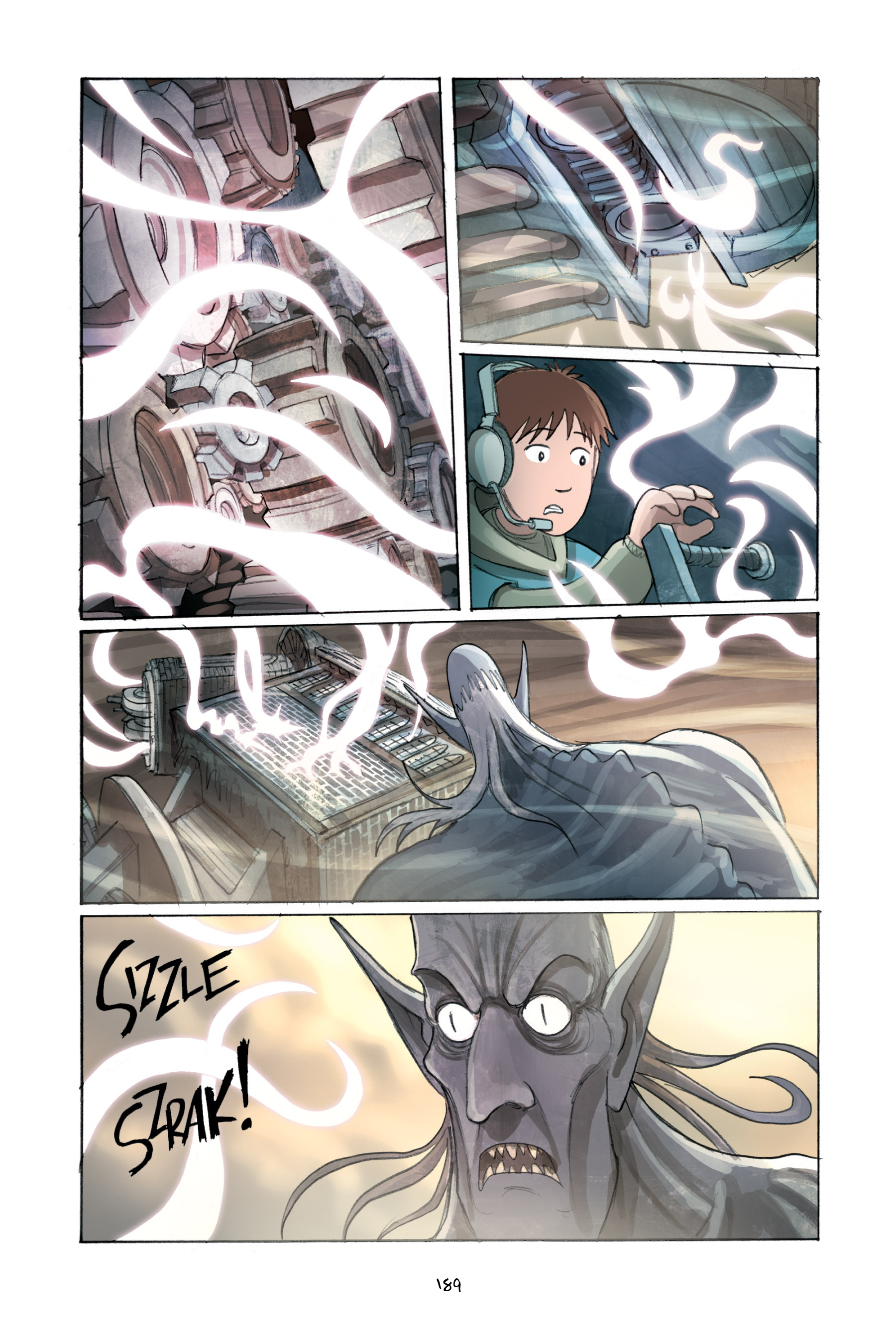 Read online Amulet comic -  Issue #2 - 188