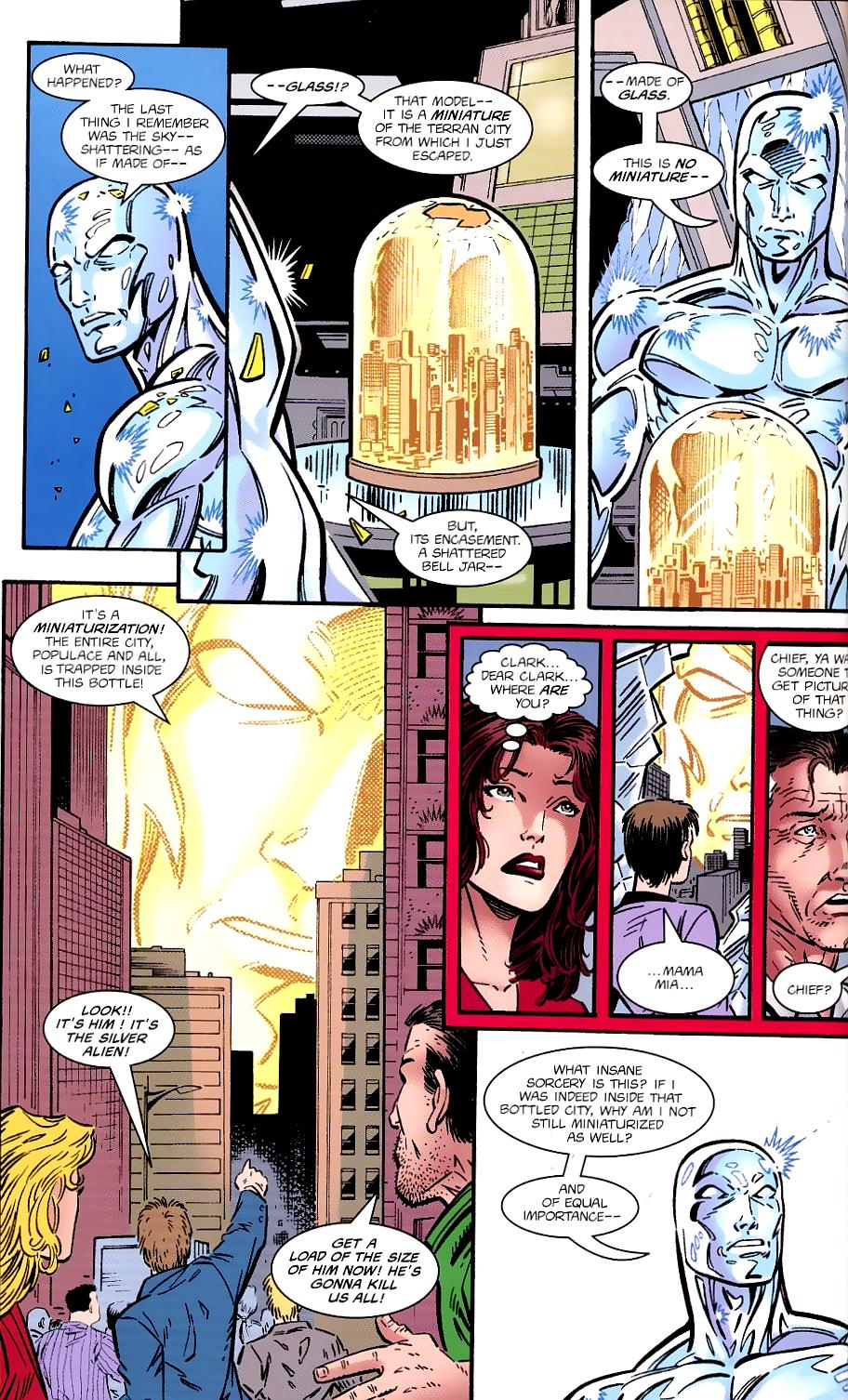 Read online Silver Surfer/Superman comic -  Issue # Full - 24