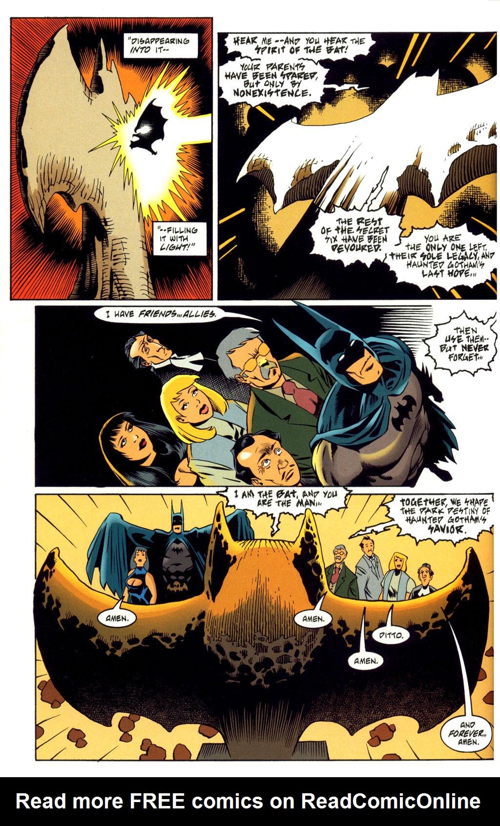 Read online Batman: Haunted Gotham comic -  Issue #4 - 48