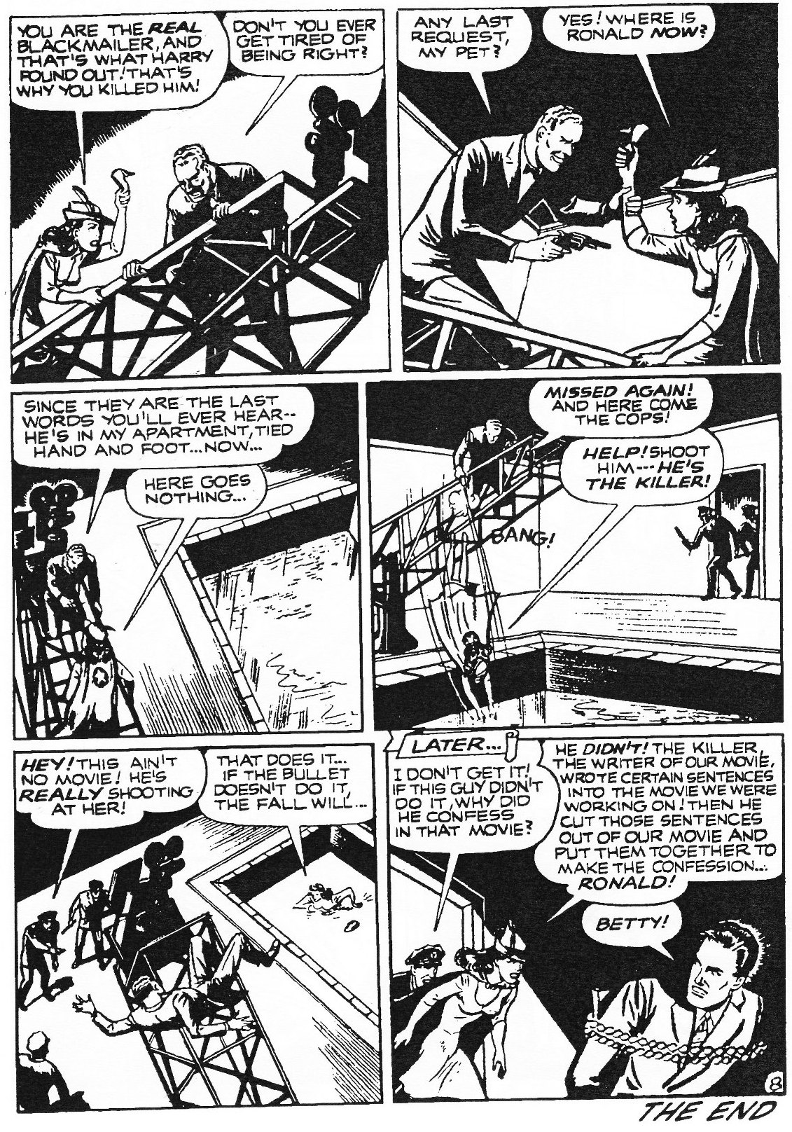 Read online Men of Mystery Comics comic -  Issue #82 - 152