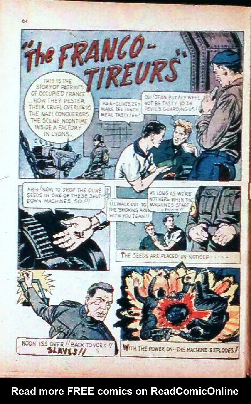 Read online Super-Magician Comics comic -  Issue #17 - 63