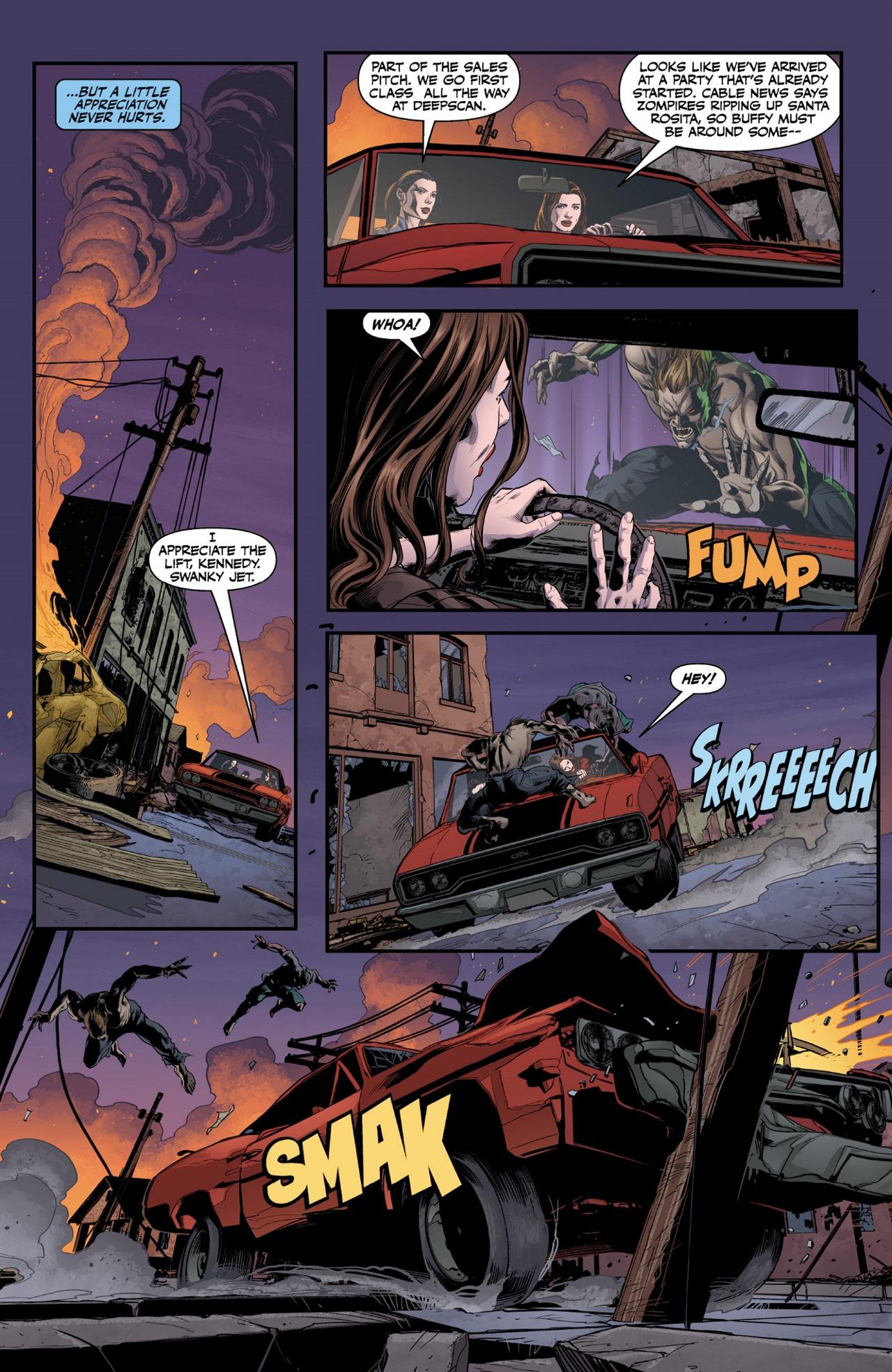 Read online Angel & Faith Season 10 comic -  Issue #1 - 9