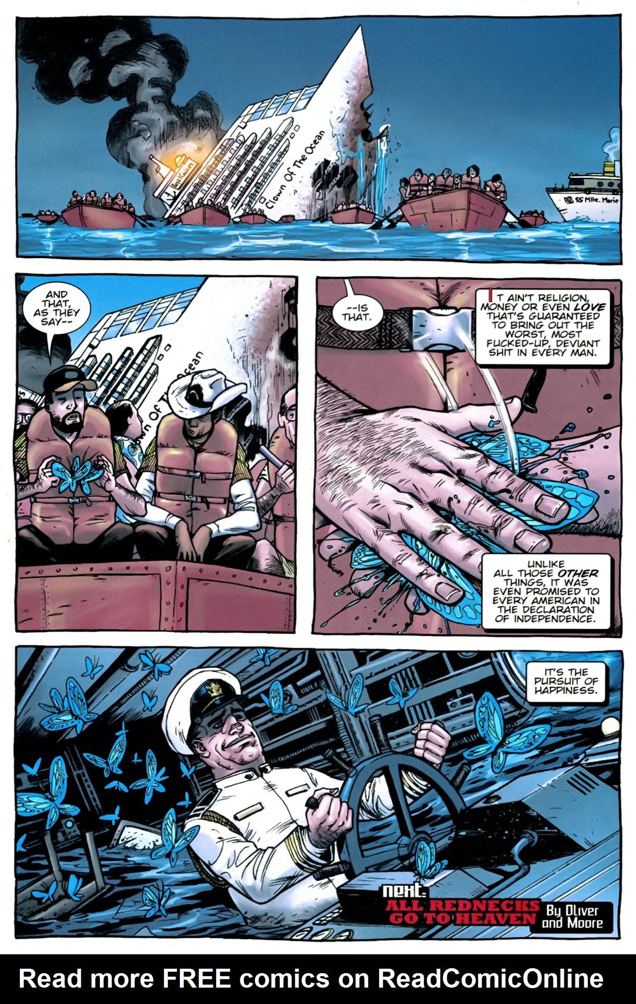 Read online The Exterminators comic -  Issue #24 - 23
