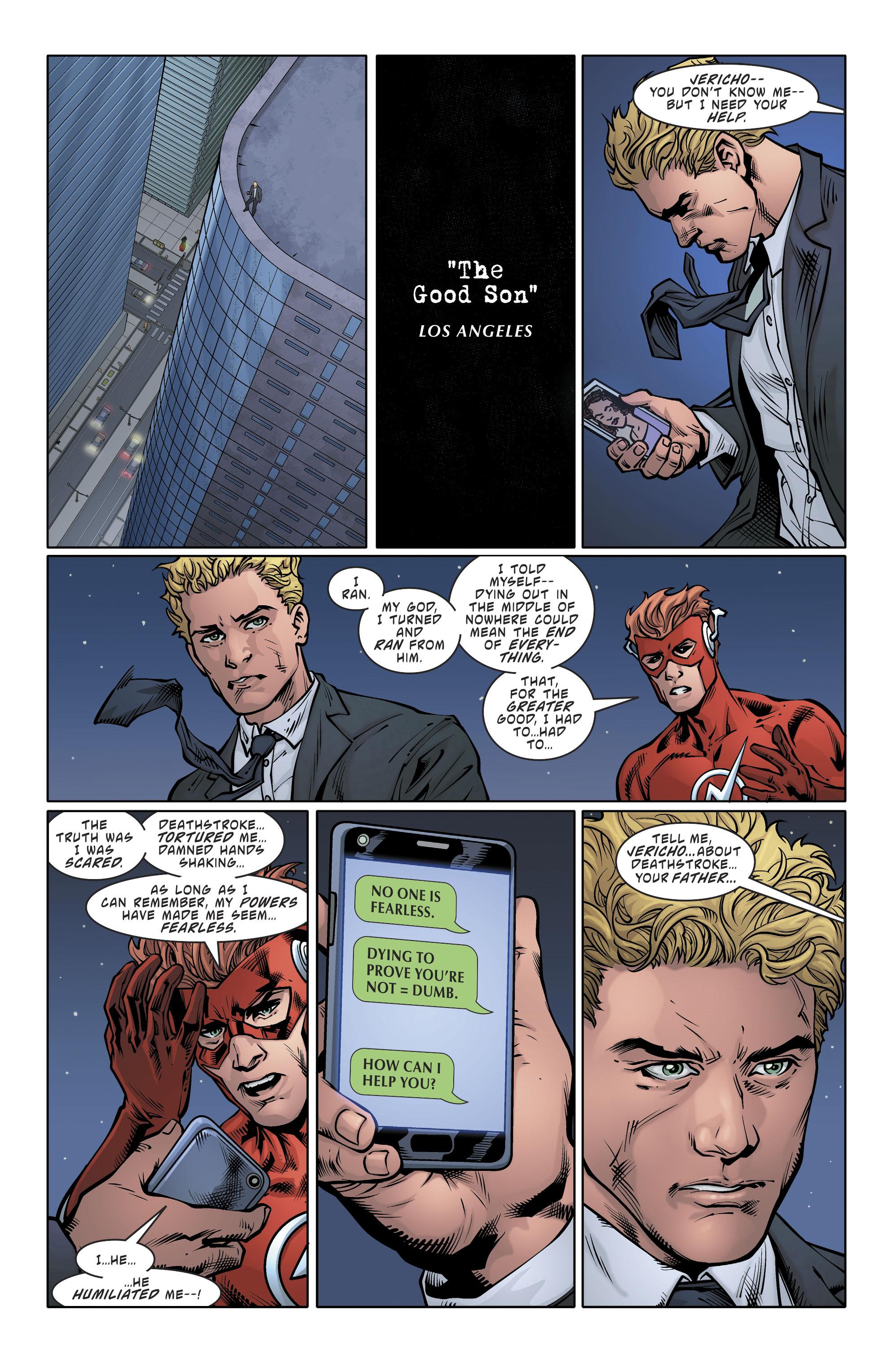 Read online Deathstroke (2016) comic -  Issue #19 - 13