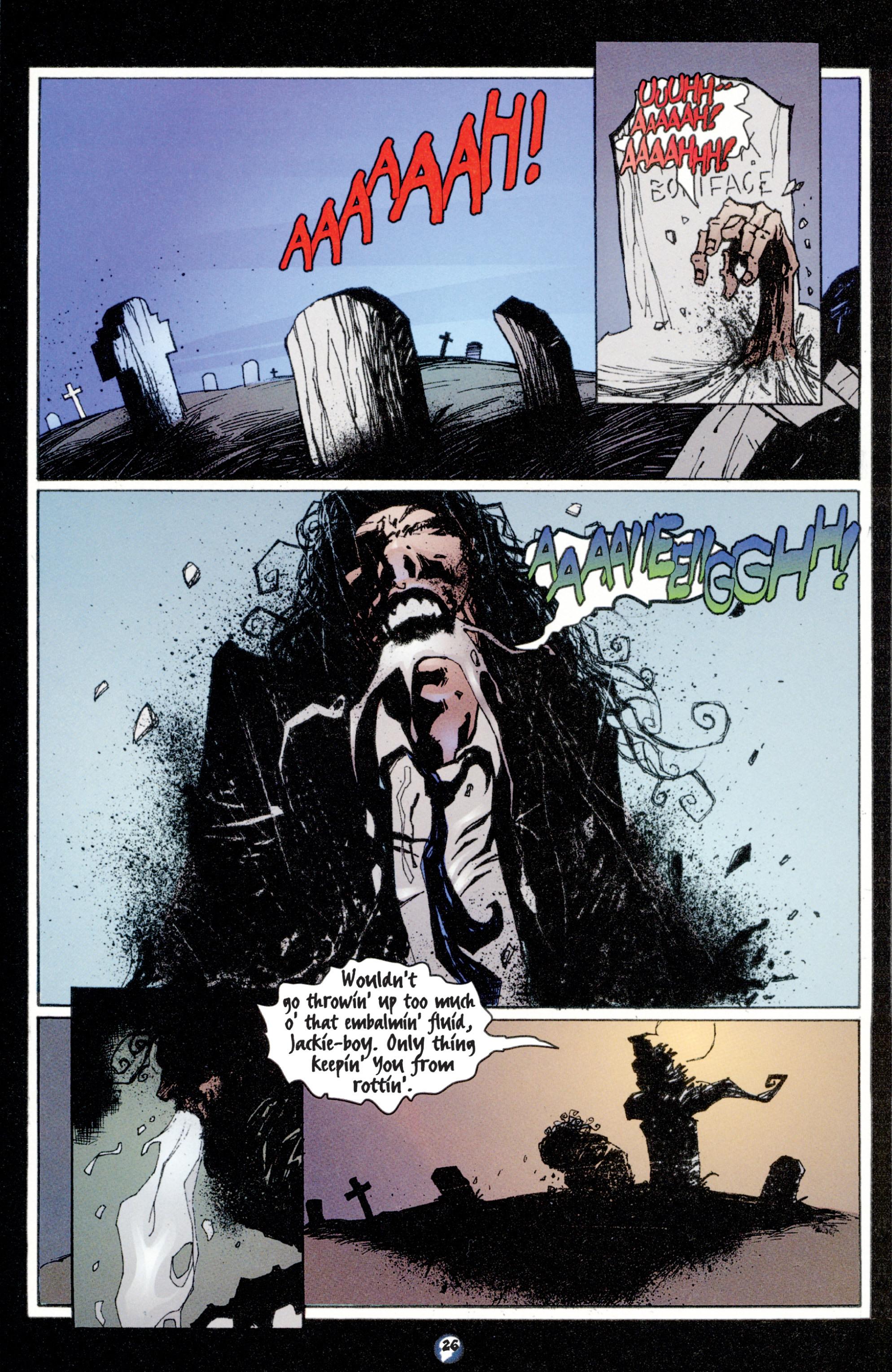 Read online Shadowman (1997) comic -  Issue #4 - 21