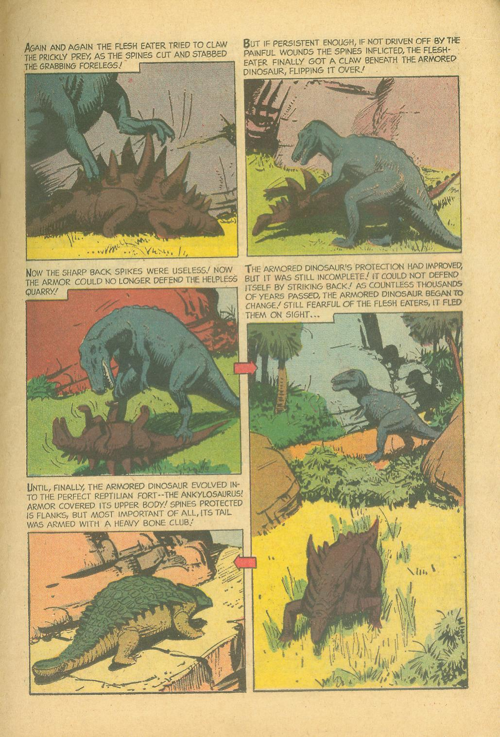 Read online Turok, Son of Stone comic -  Issue #28 - 19