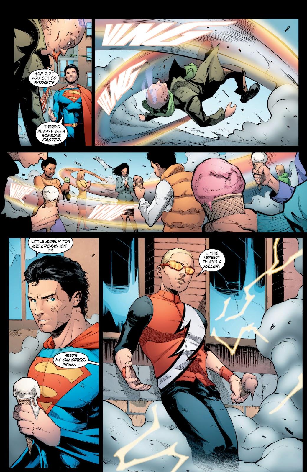 Read online Smallville Season 11 [II] comic -  Issue # TPB 3 - 16