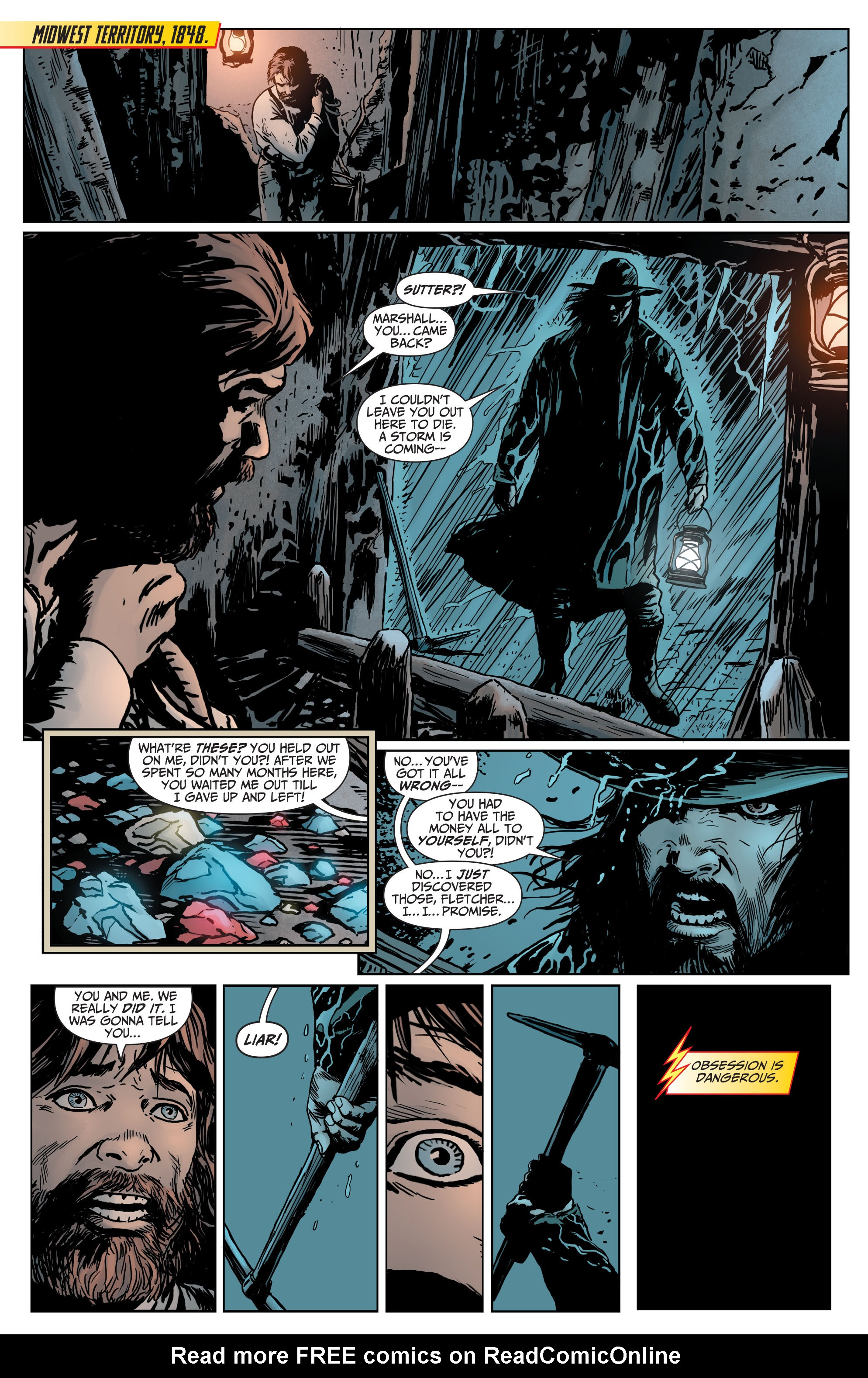 Read online The Flash (2011) comic -  Issue # _TPB 5 - 66