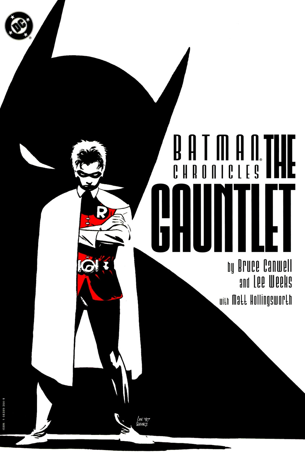 Batman Chronicles: The Gauntlet issue Full - Page 1