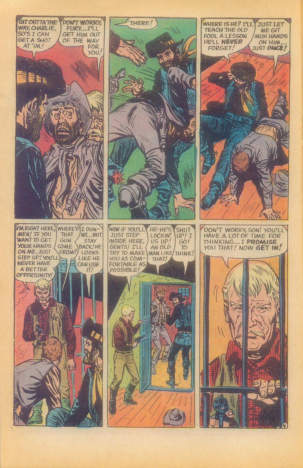 The Rawhide Kid (1955) issue 92 - Page 48