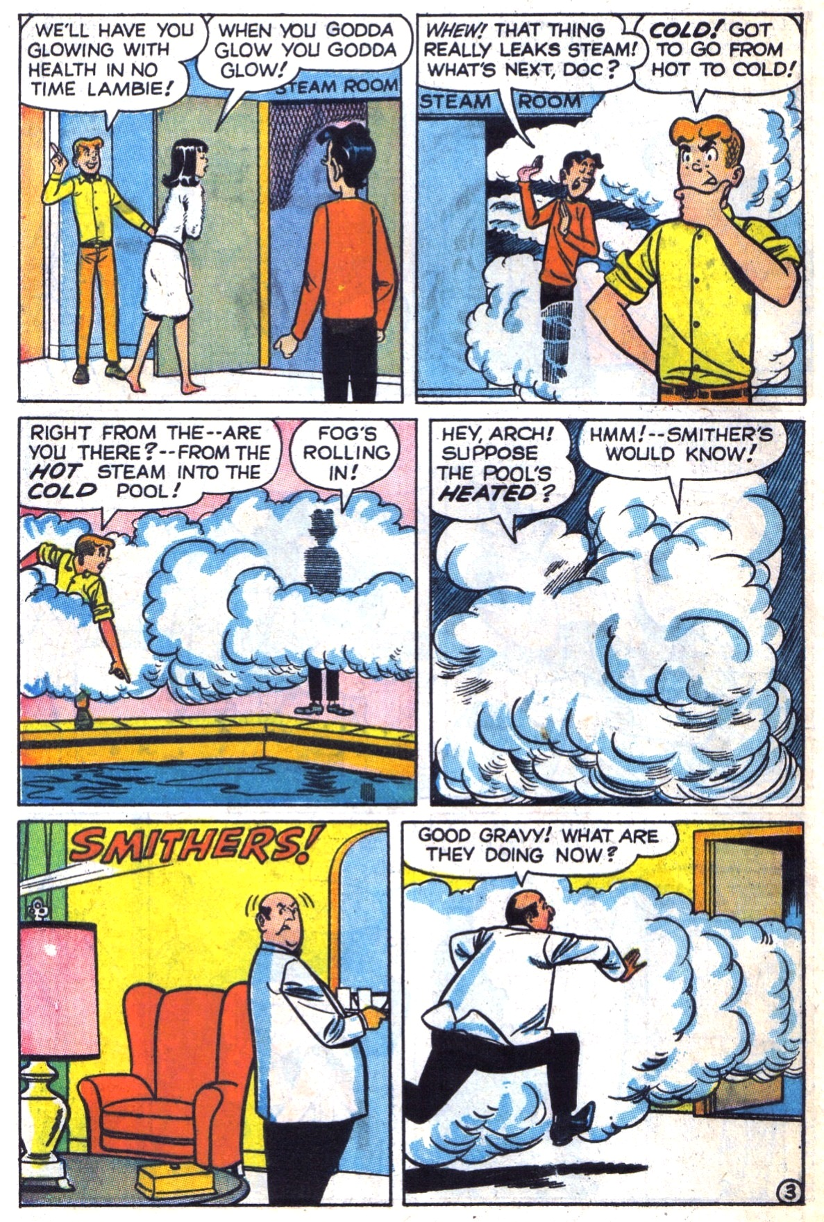 Read online Archie (1960) comic -  Issue #181 - 22