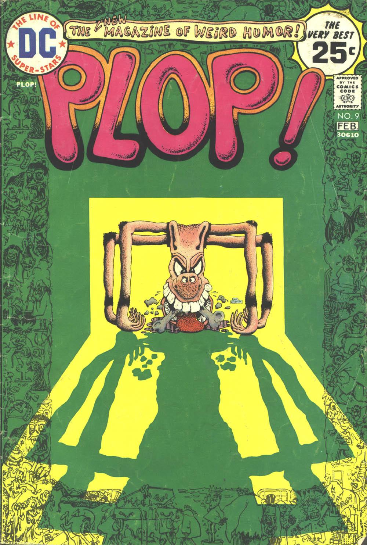 Read online Plop! comic -  Issue #9 - 1