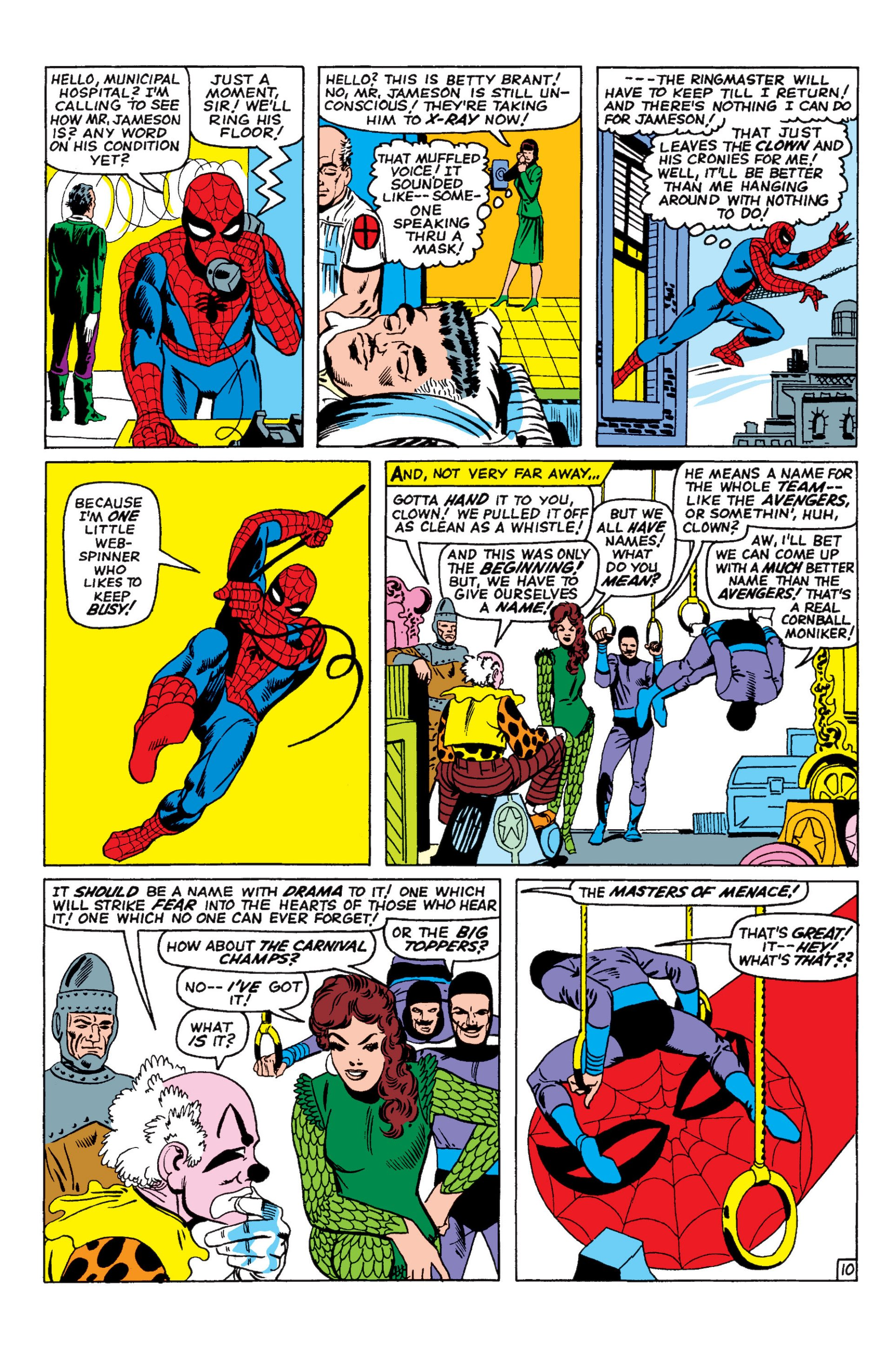 The Amazing Spider-Man (1963) 22 Page 10