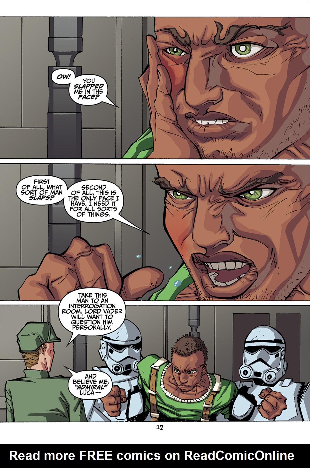 Read online Star Wars Omnibus comic -  Issue # Vol. 33 - 257