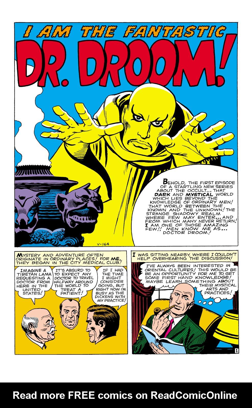 Read online Amazing Adventures (1961) comic -  Issue #1 - 22