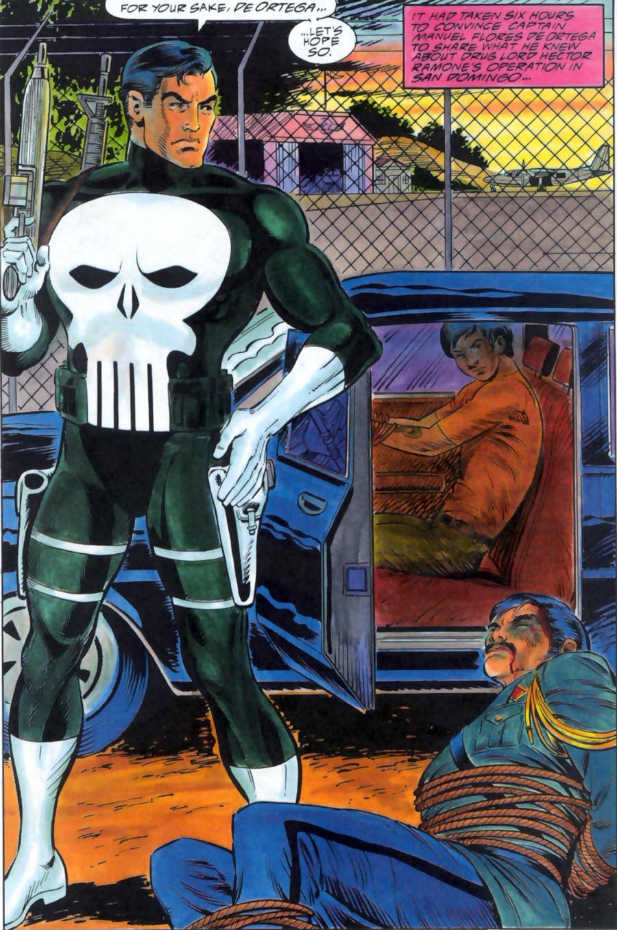 Read online Punisher Bloodlines comic -  Issue # Full - 28