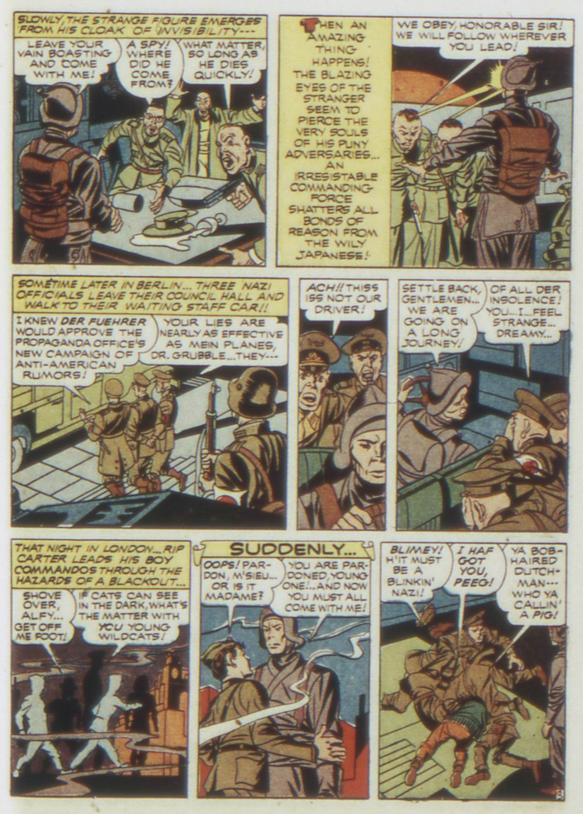 Read online Detective Comics (1937) comic -  Issue #77 - 49