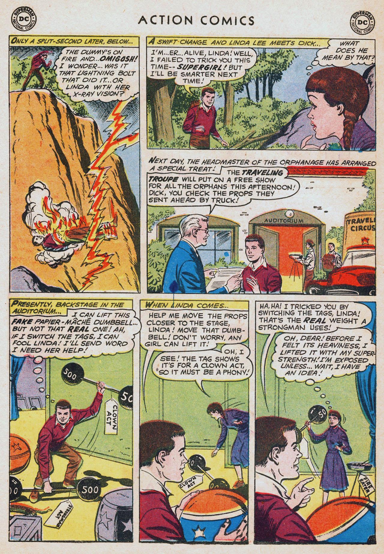 Action Comics (1938) 256 Page 29