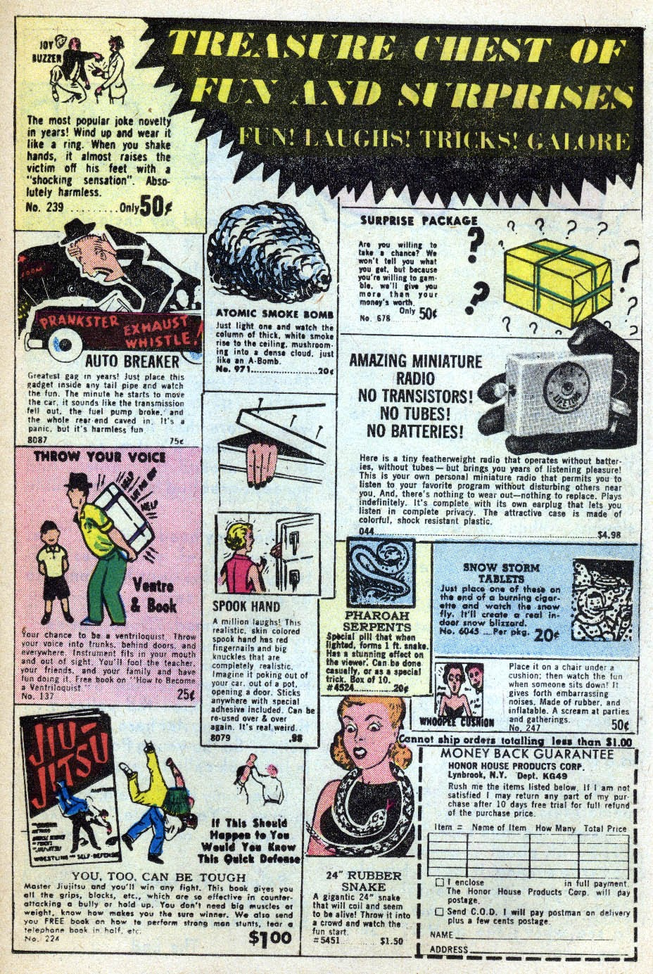 The Fly (1959) issue 3 - Page 25