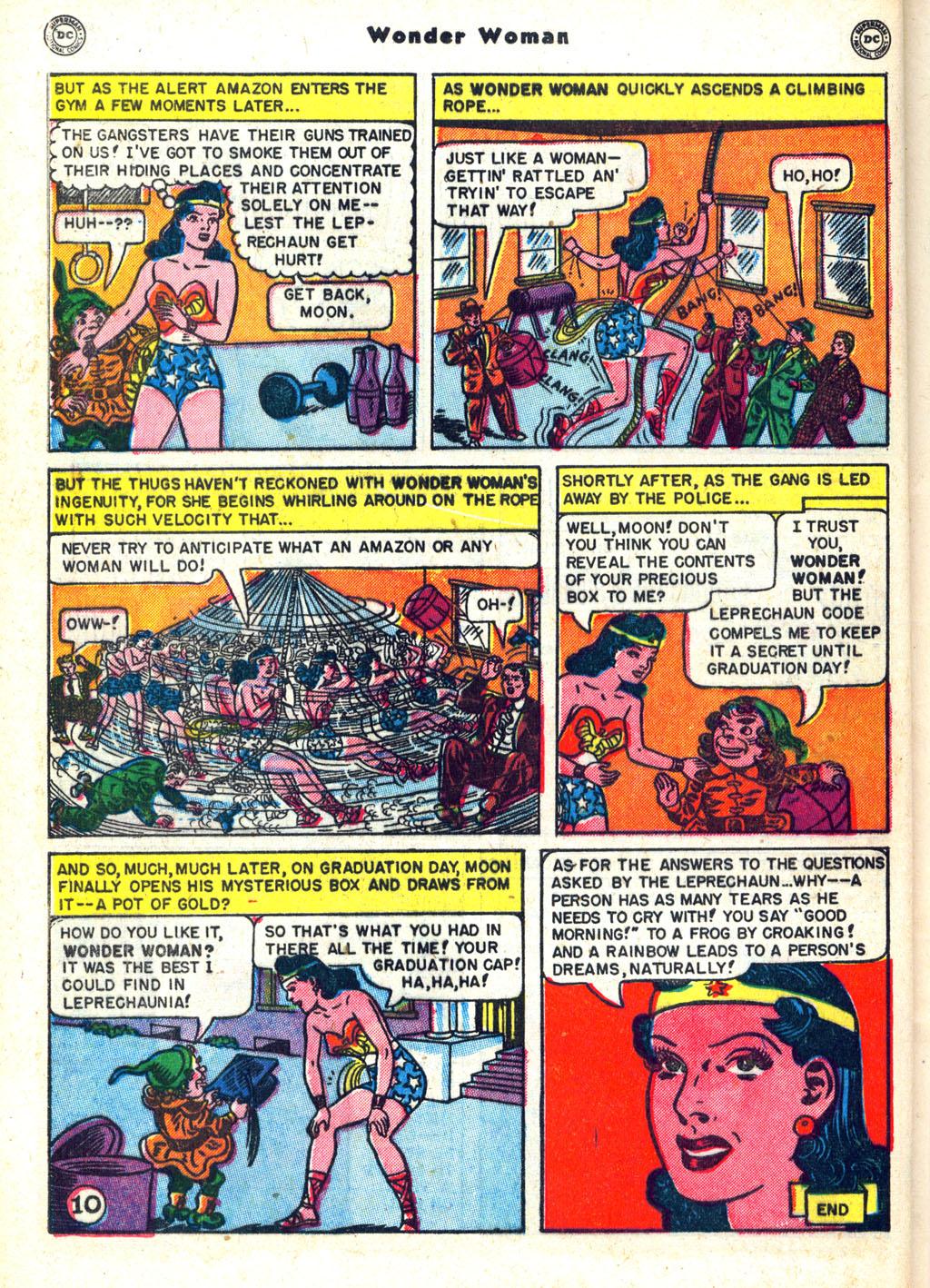 Read online Wonder Woman (1942) comic -  Issue #45 - 34