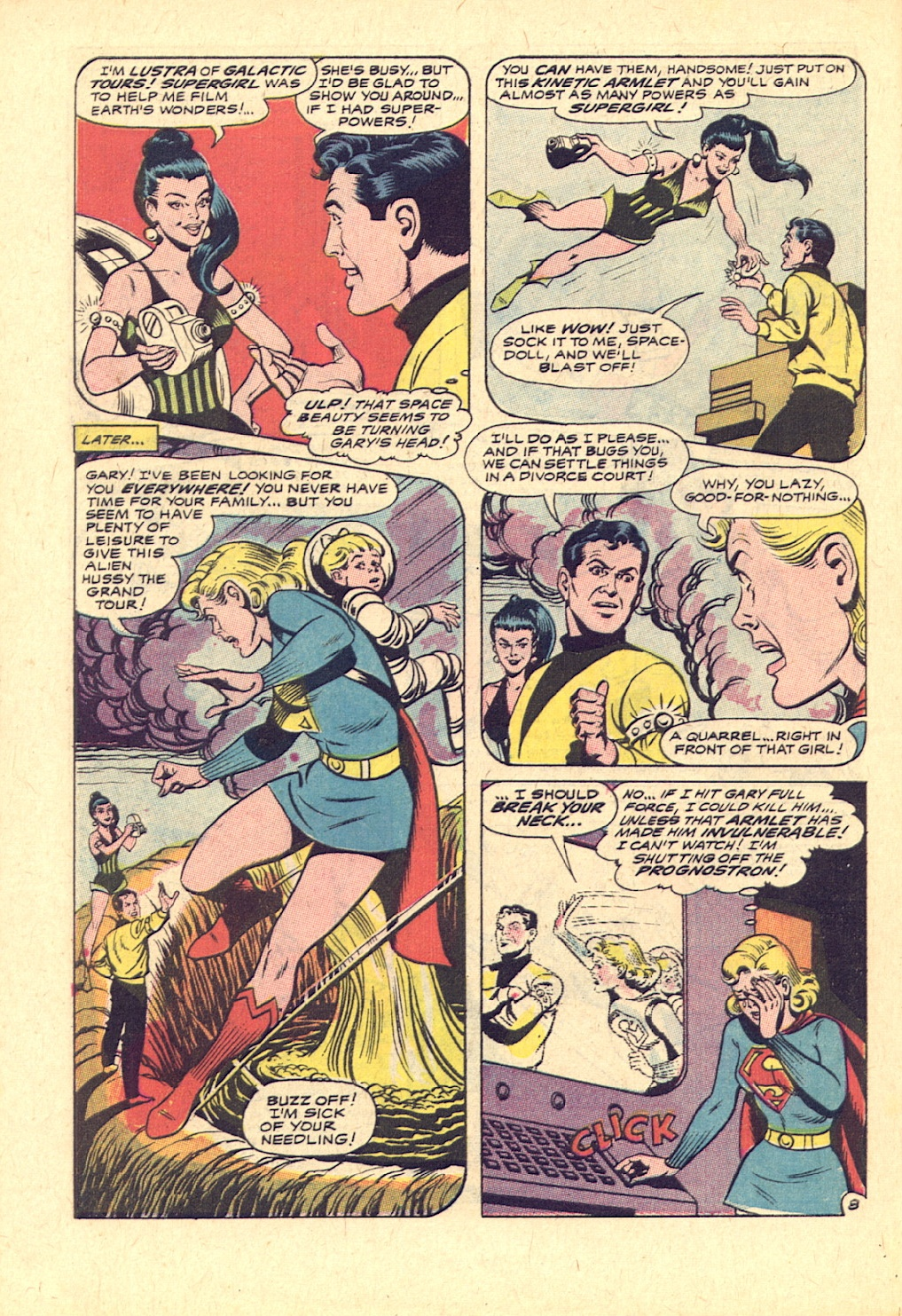 Read online Action Comics (1938) comic -  Issue #370 - 22