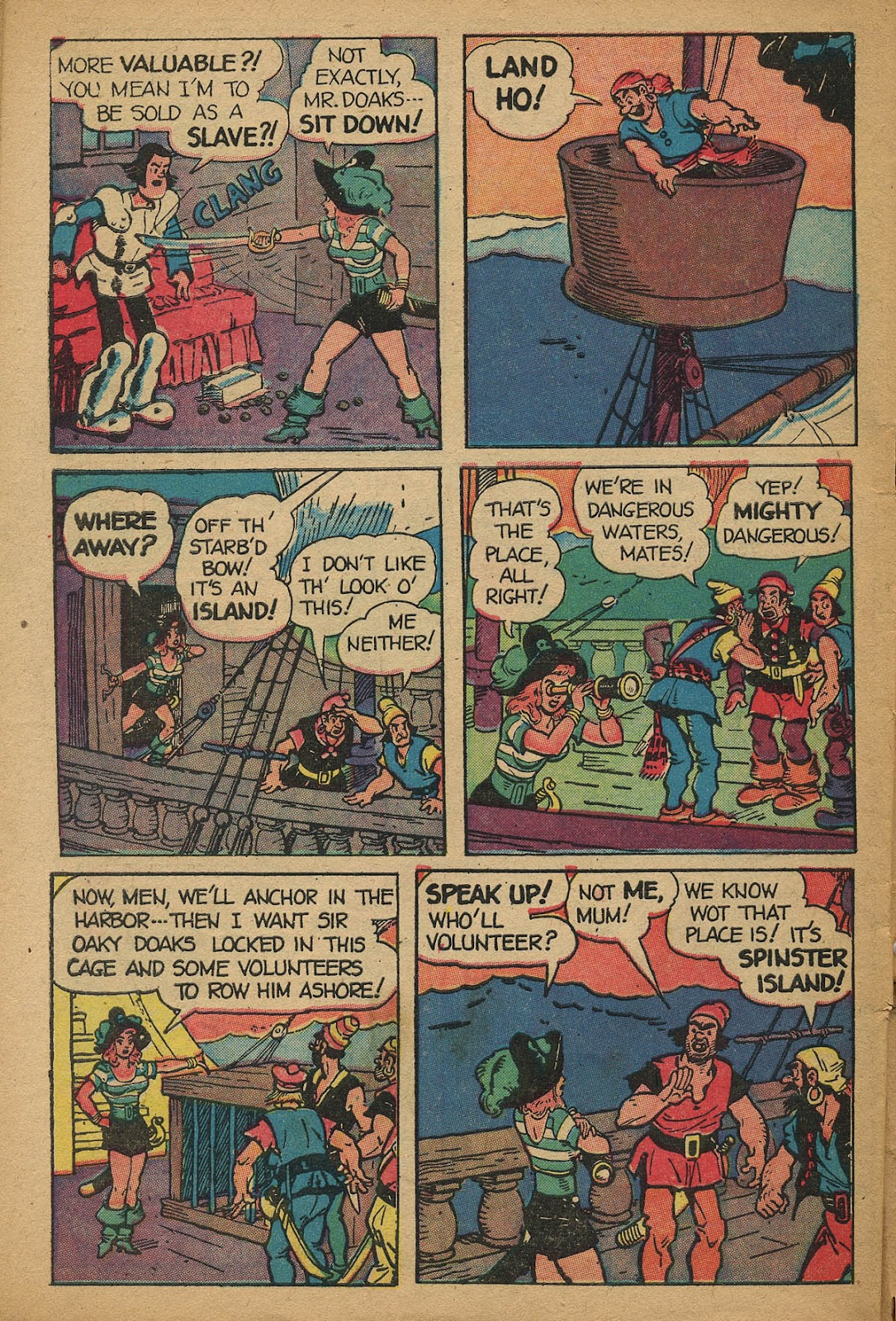 Read online Famous Funnies comic -  Issue #162 - 46