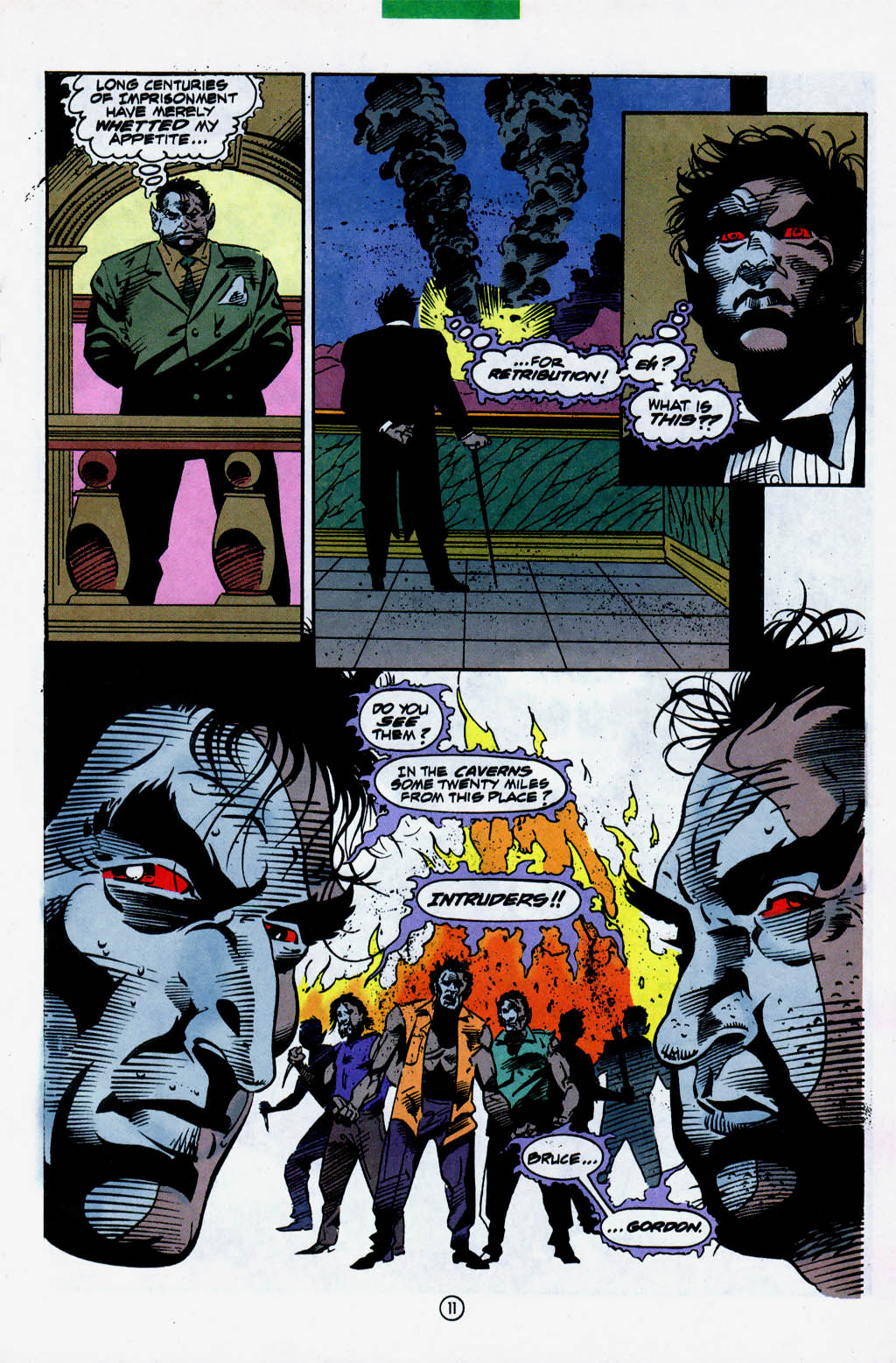Eclipso Issue #4 #5 - English 12
