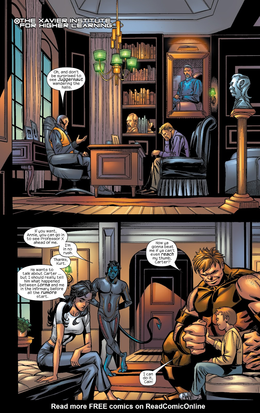 Read online X-Men: Unstoppable comic -  Issue # TPB (Part 4) - 13