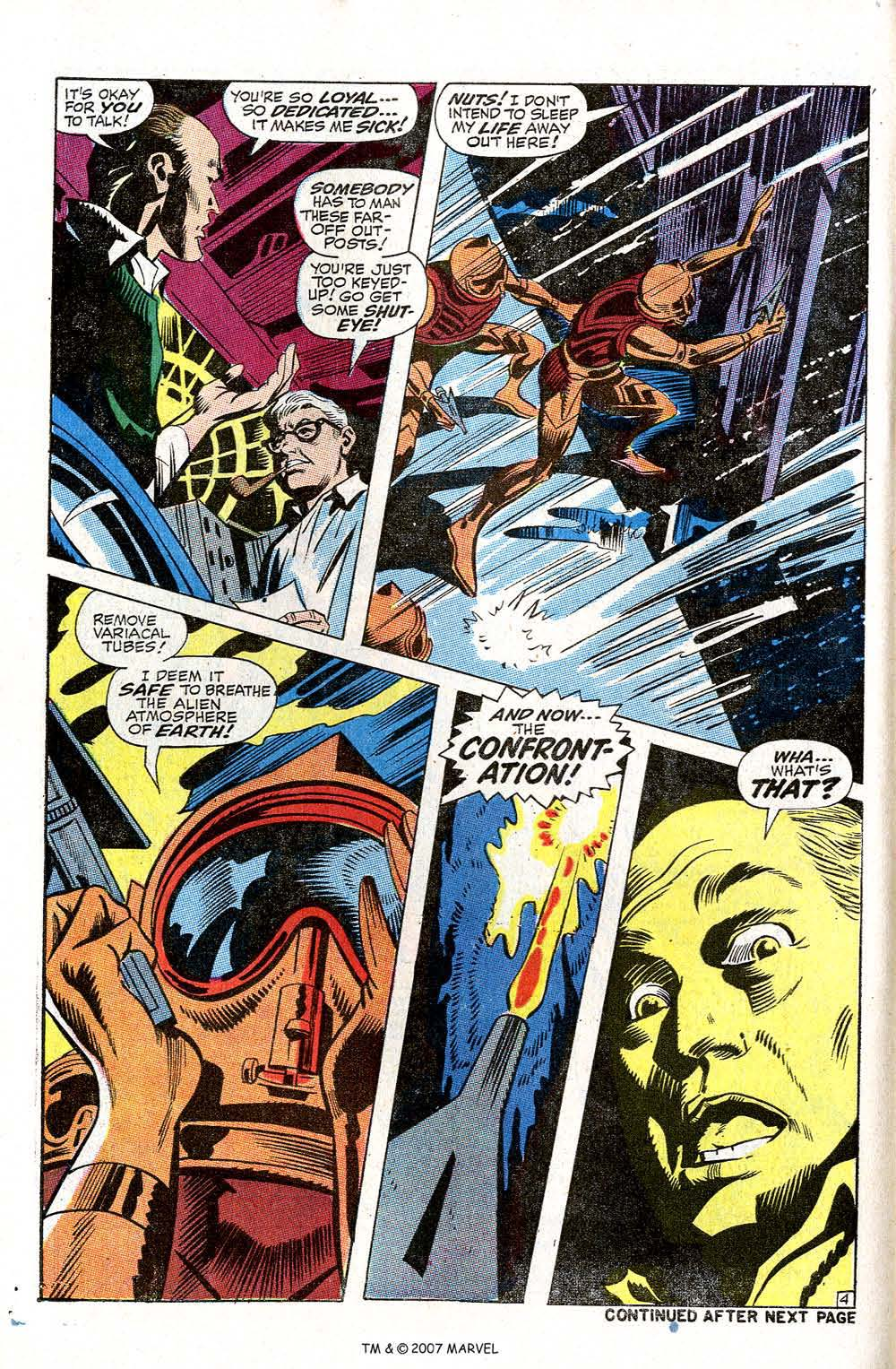 Read online Silver Surfer (1968) comic -  Issue #2 - 58