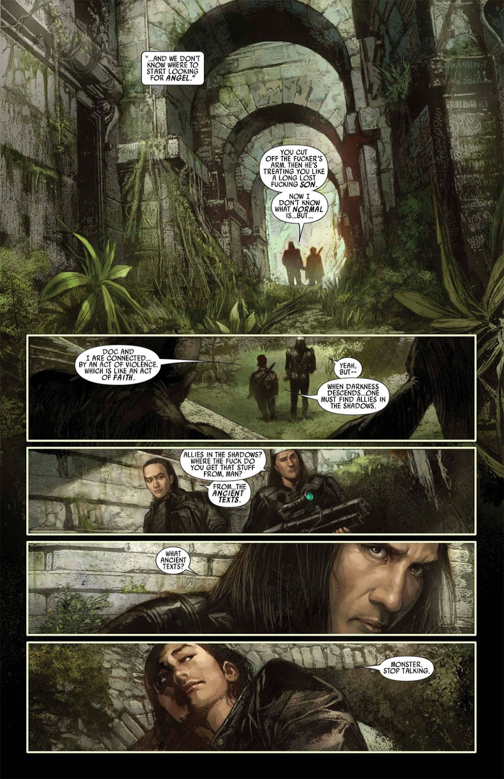 Read online After Dark comic -  Issue #2 - 16