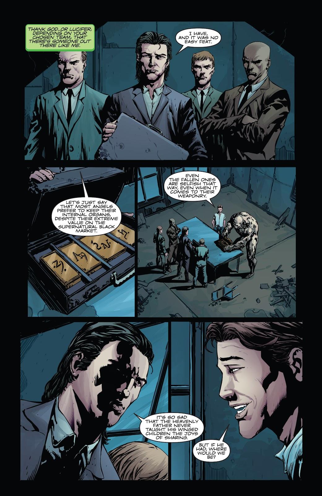 Read online Vampirella Strikes comic -  Issue #1 - 18