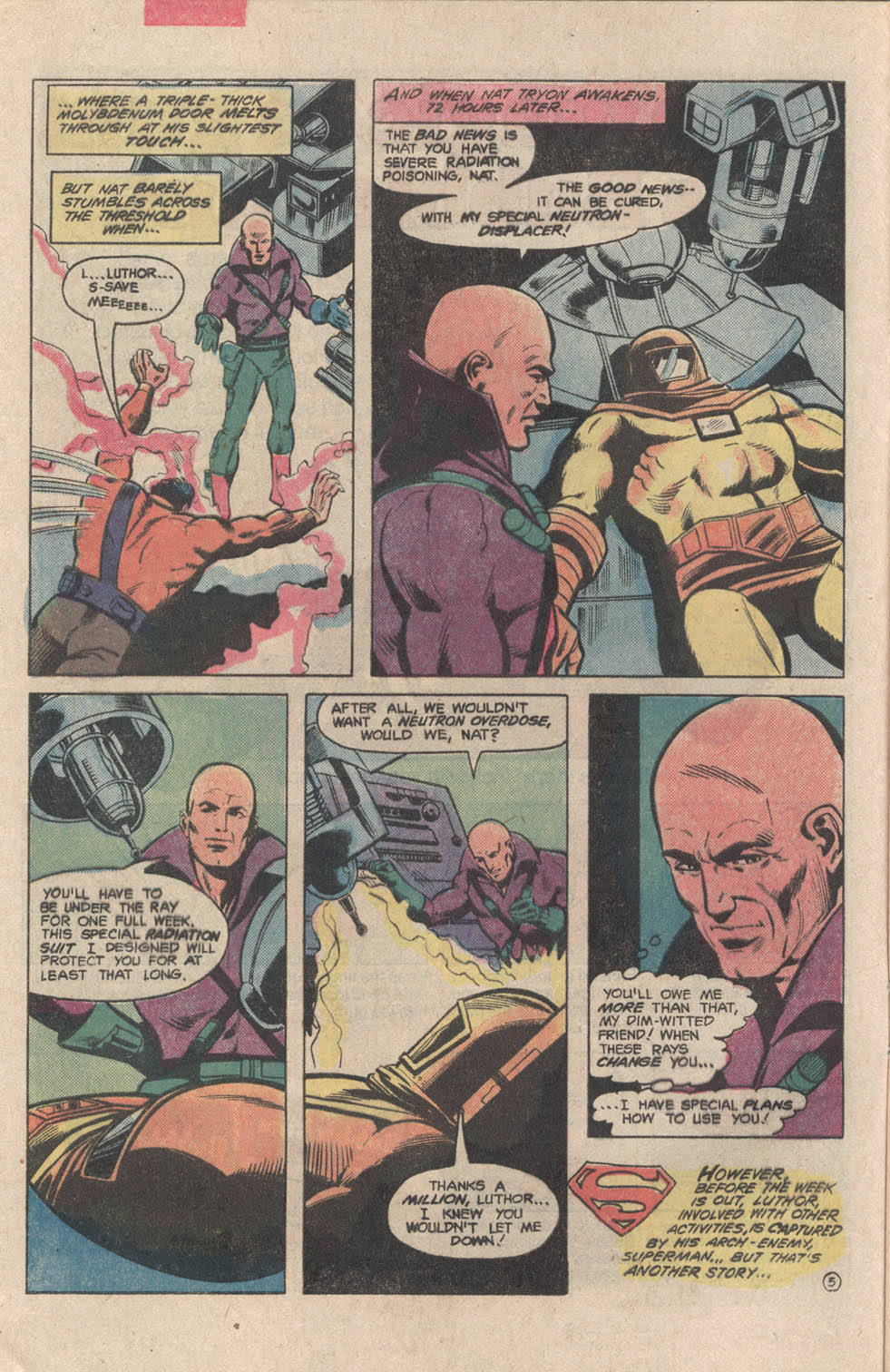 Action Comics (1938) 525 Page 7