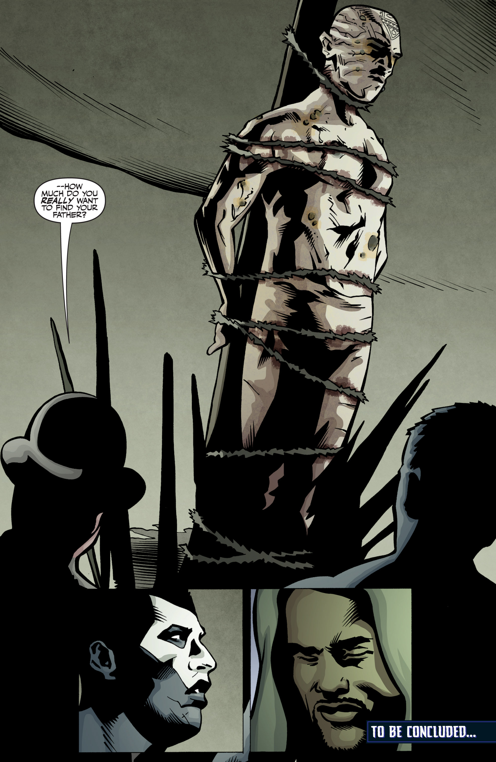 Read online Shadowman: End Times comic -  Issue #2 - 26