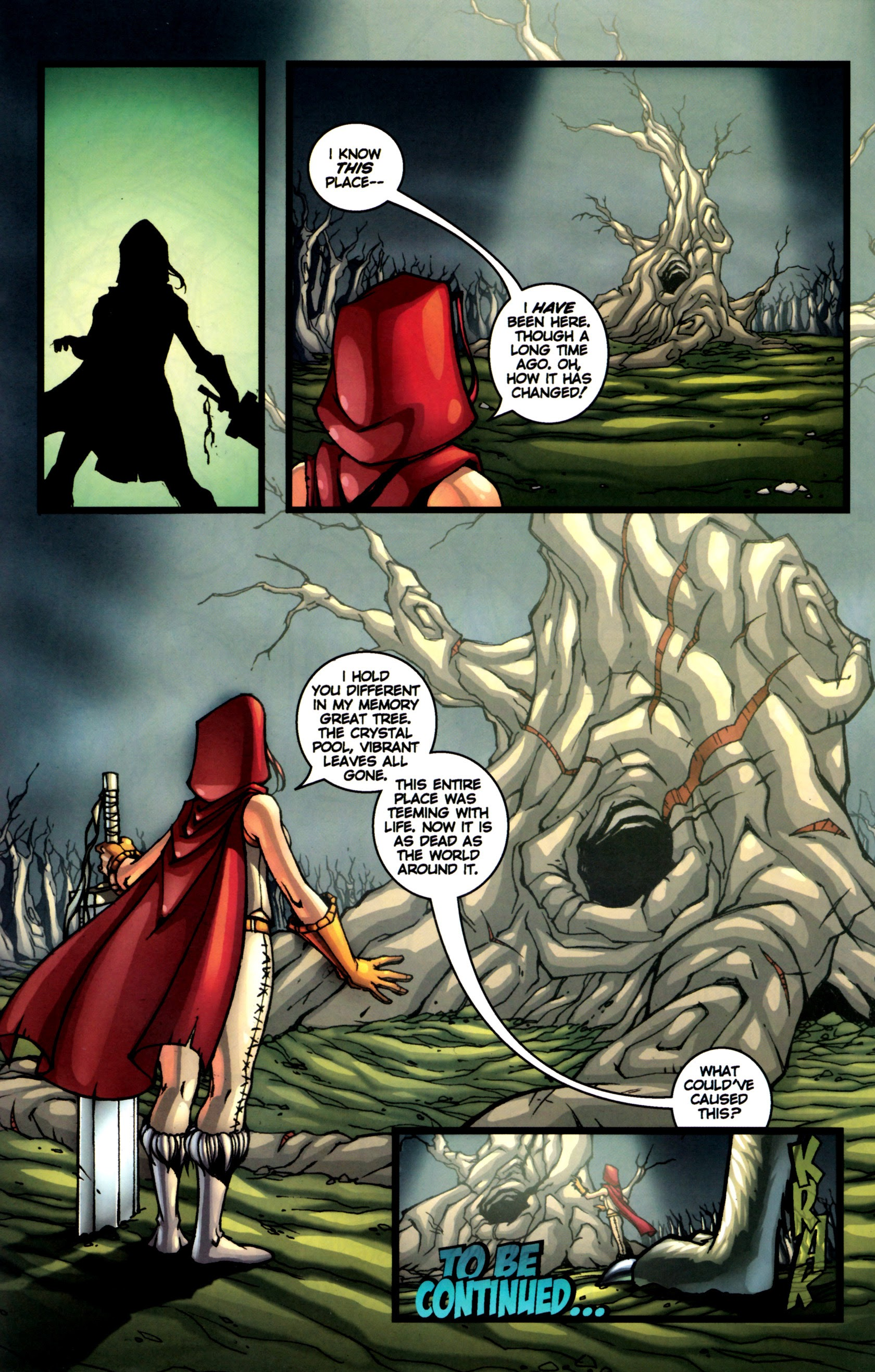 Read online Abiding Perdition comic -  Issue #5 - 22
