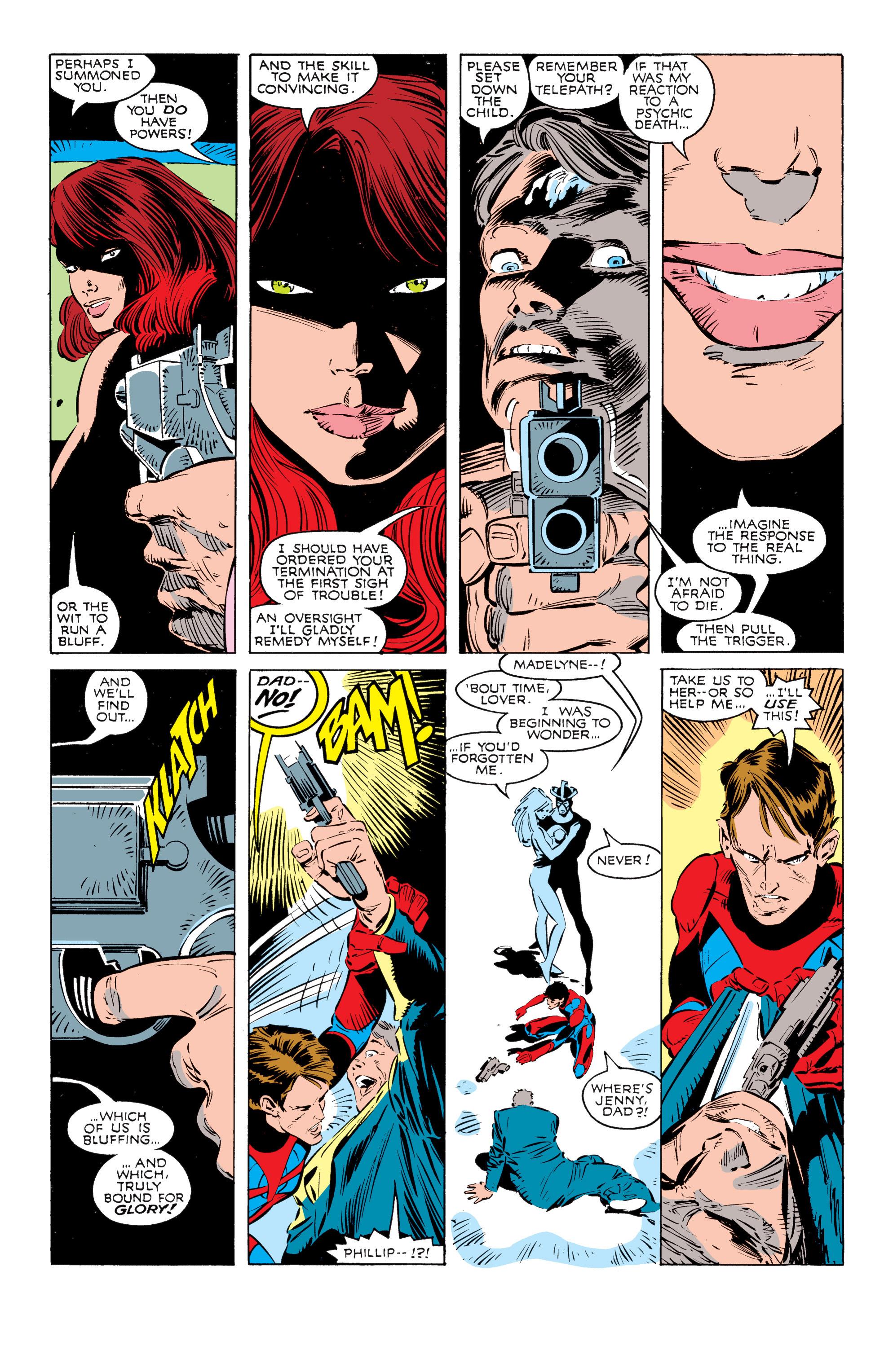 Read online Uncanny X-Men (1963) comic -  Issue #238 - 20
