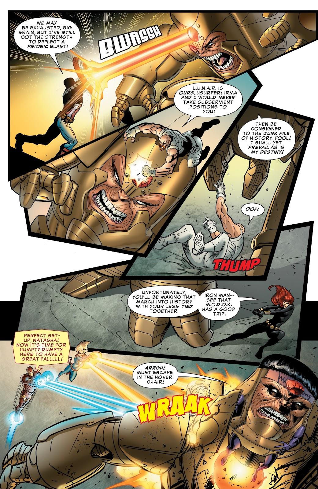 Read online Avengers: Edge of Infinity comic -  Issue # Full - 22