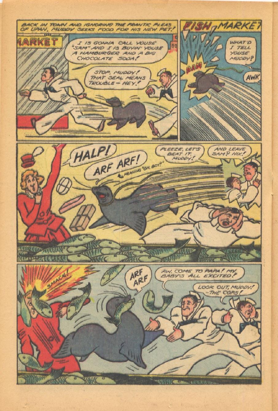 Read online Super-Magician Comics comic -  Issue #38 - 30