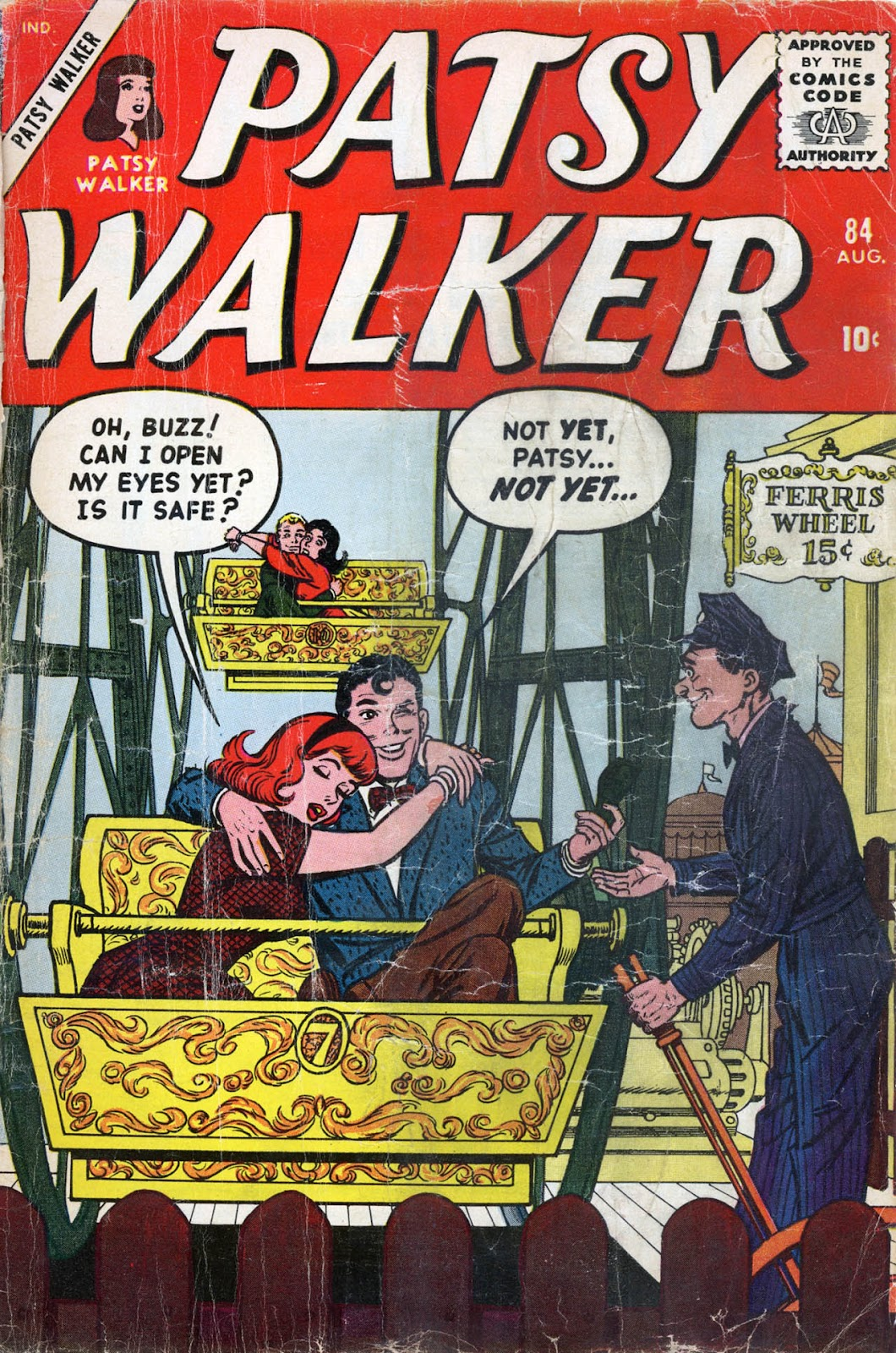 Patsy Walker 84 Page 1