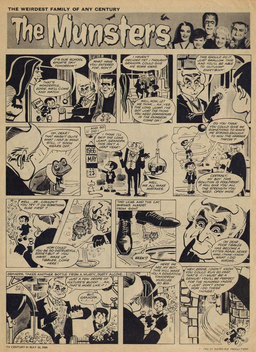 Read online TV Century 21 (TV 21) comic -  Issue #71 - 9