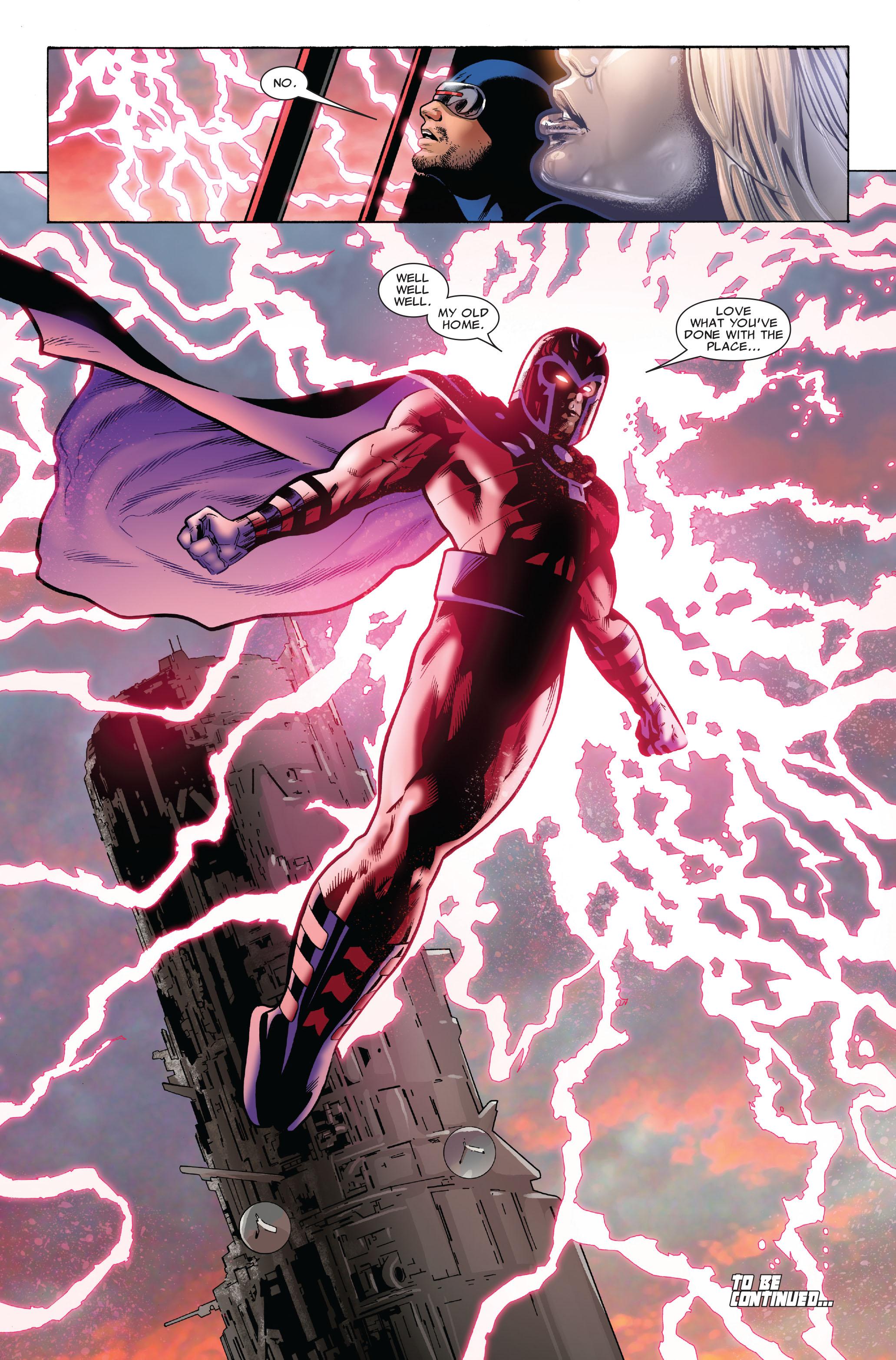 Read online Uncanny X-Men (1963) comic -  Issue #515 - 24