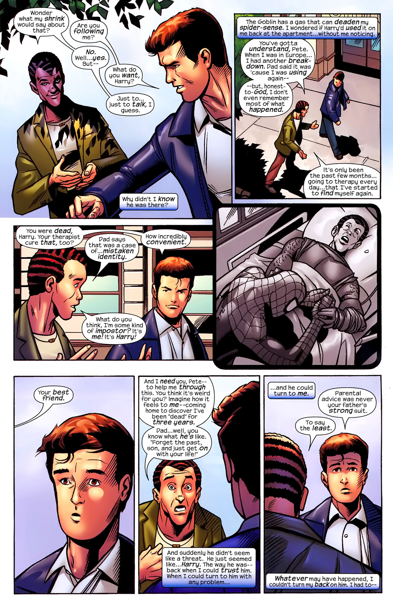 Read online Amazing Spider-Man Family comic -  Issue #4 - 11
