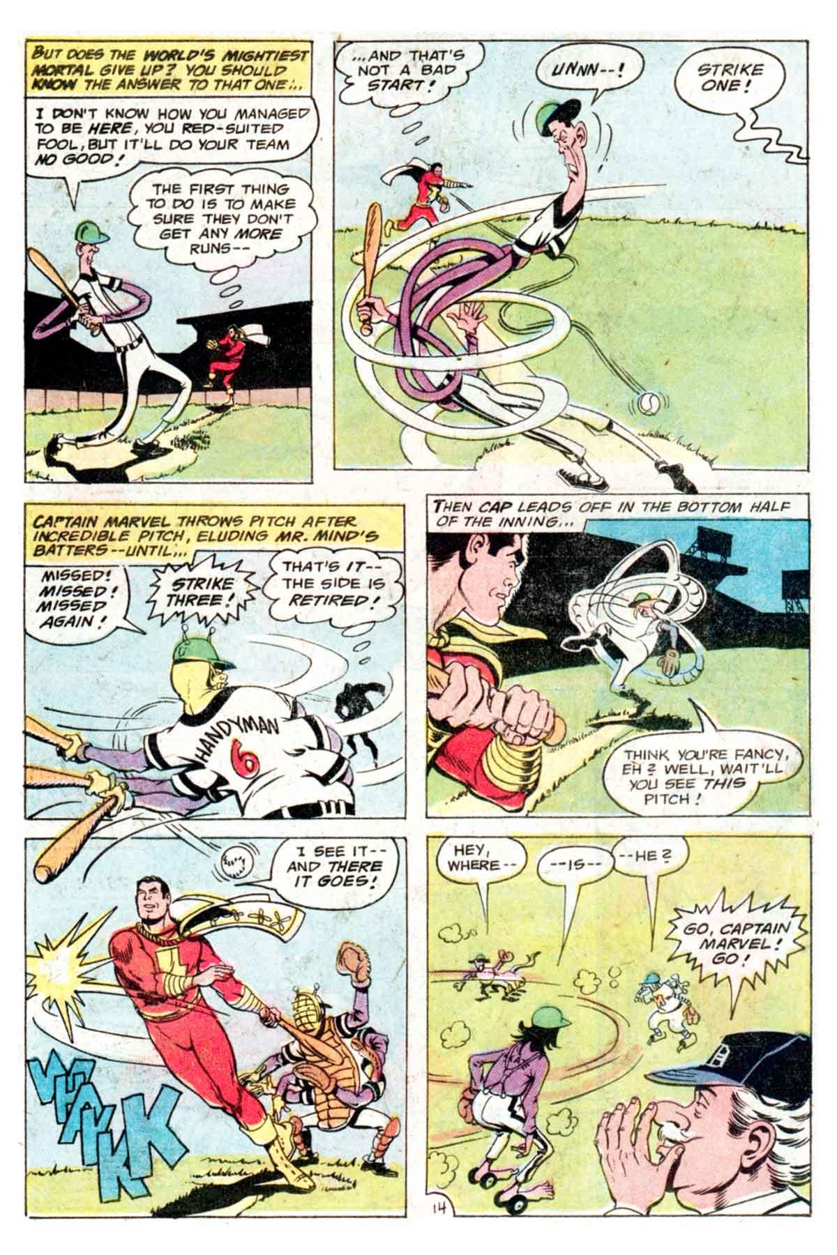 Read online Shazam! (1973) comic -  Issue #32 - 15