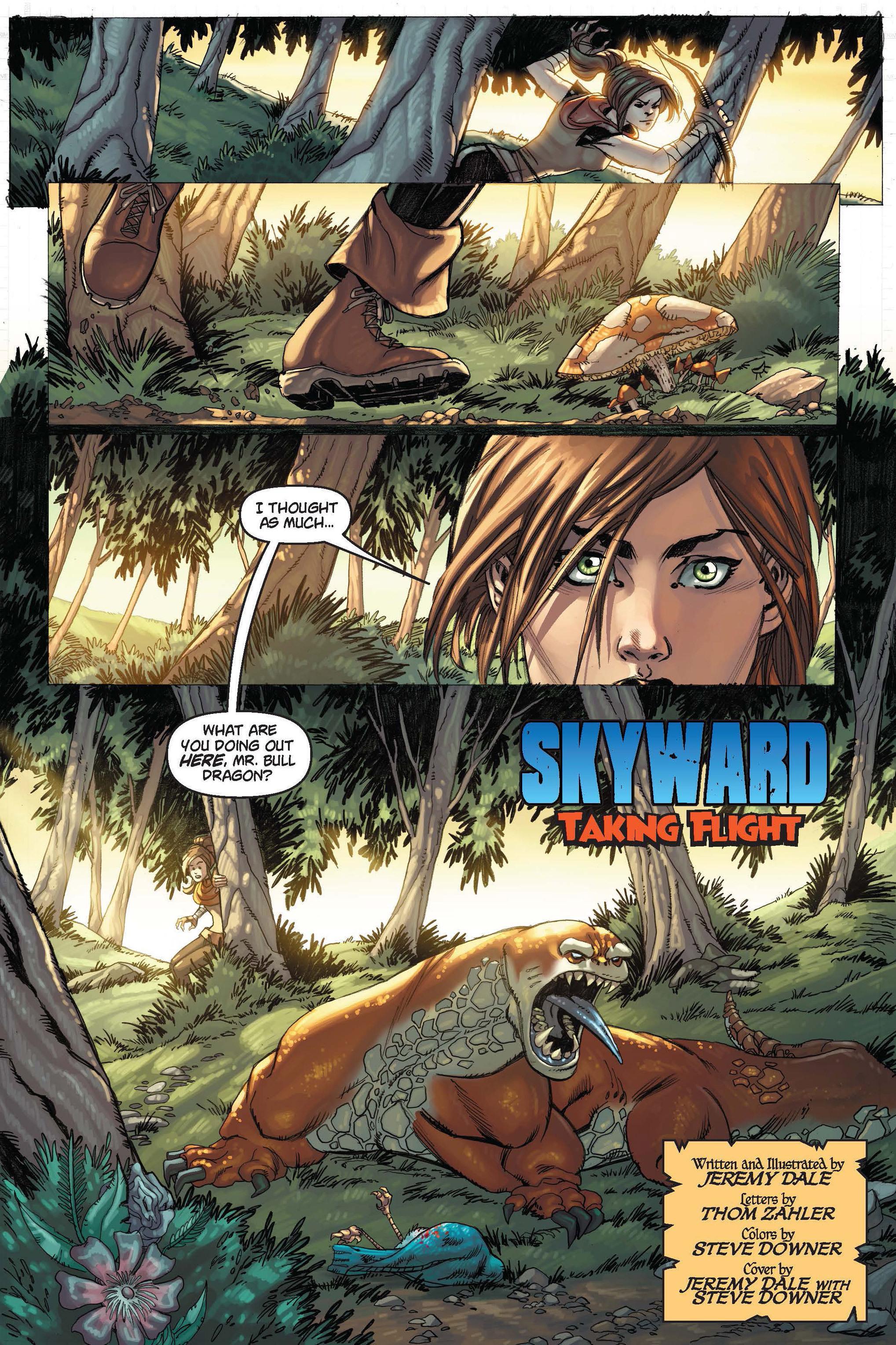 Read online Skyward comic -  Issue #2 - 3