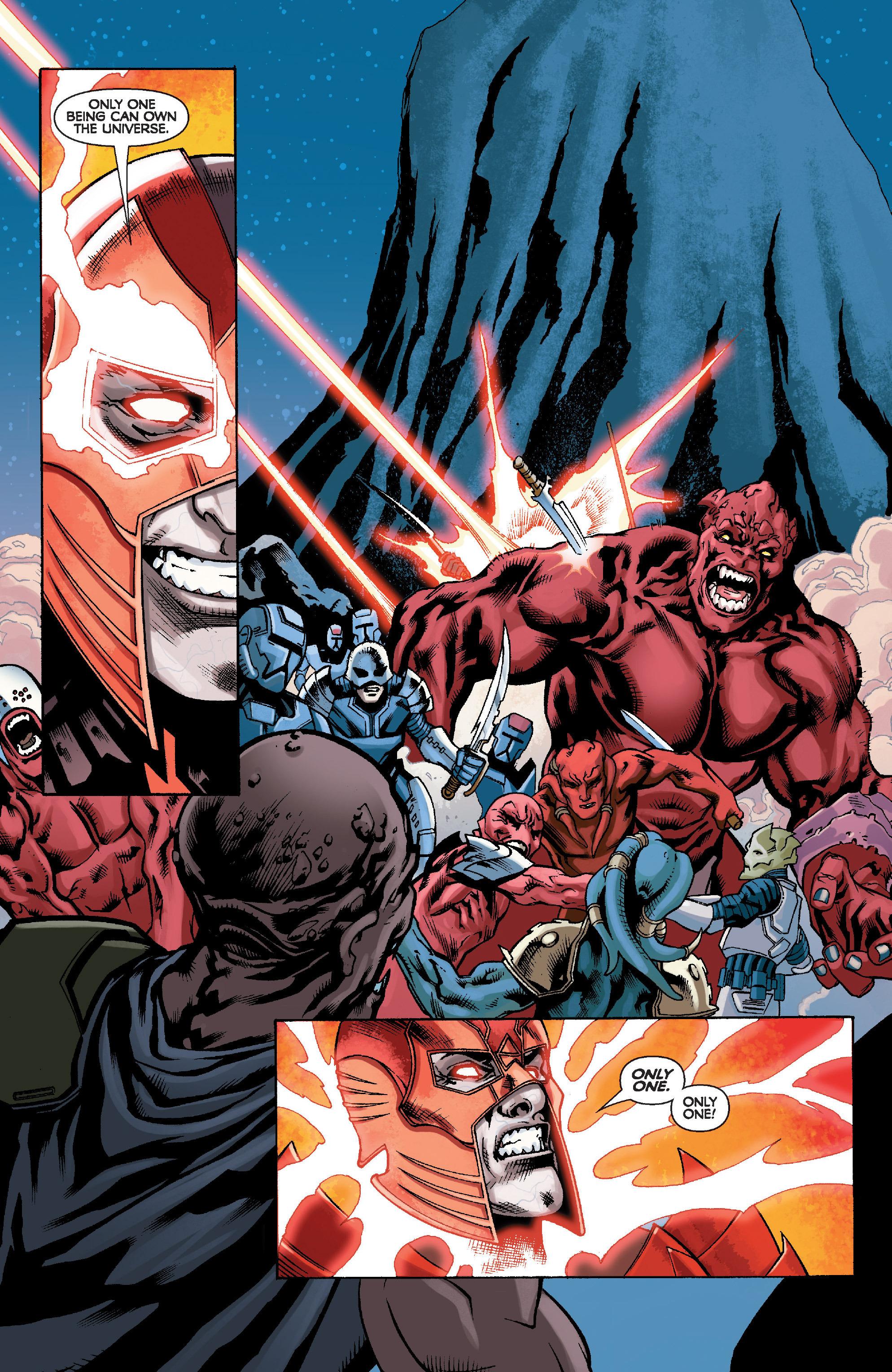Read online Star Wars: Knight Errant - Escape comic -  Issue #4 - 13